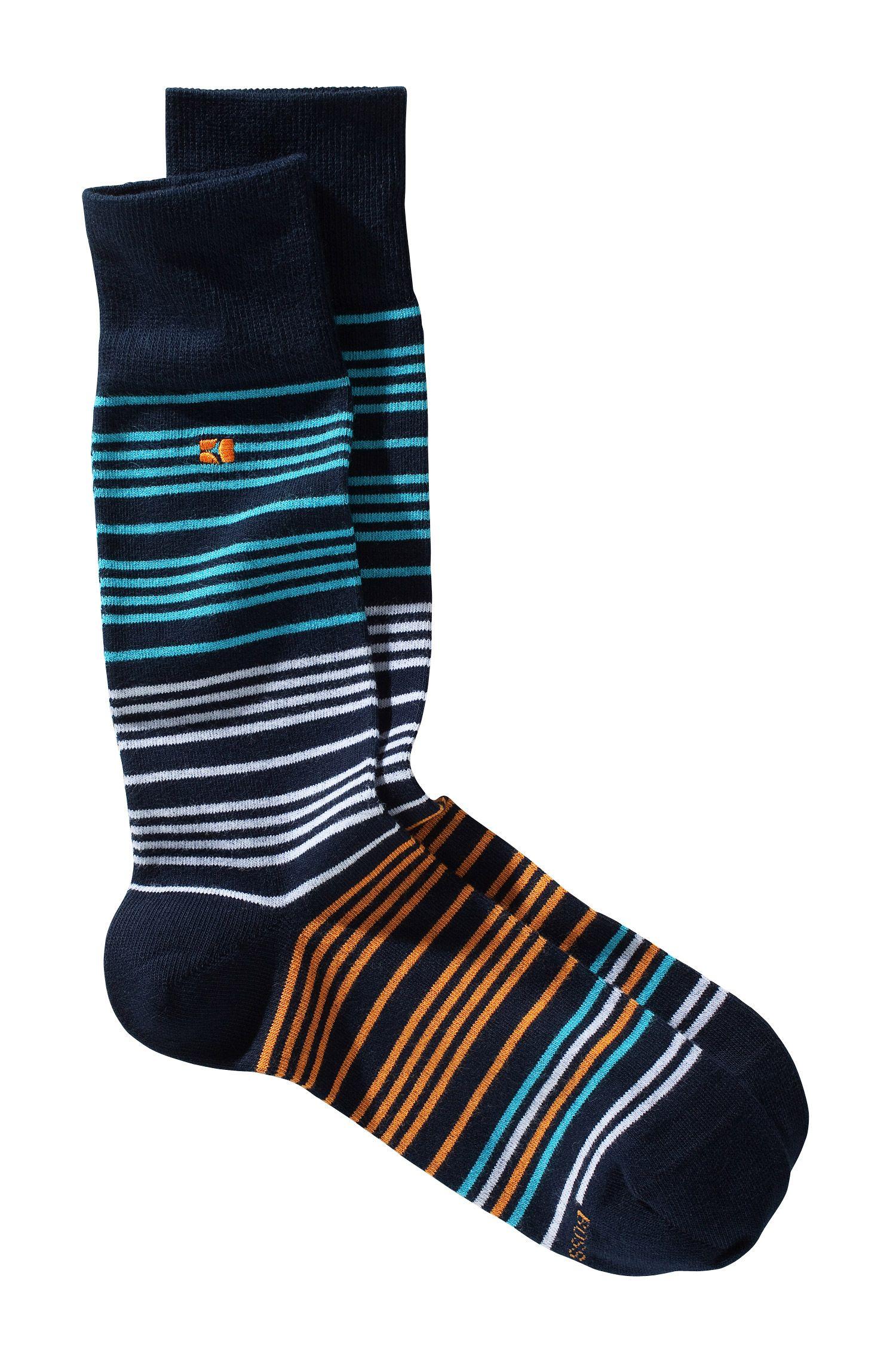 Chaussettes à rayures, RS Design