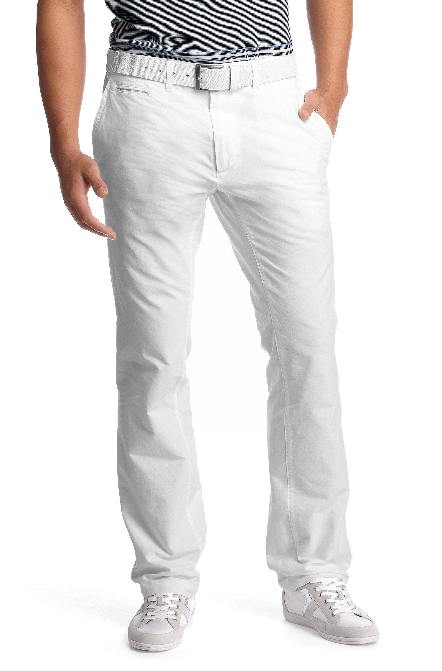 Pantalon détente à bords surpiqués, Derrik