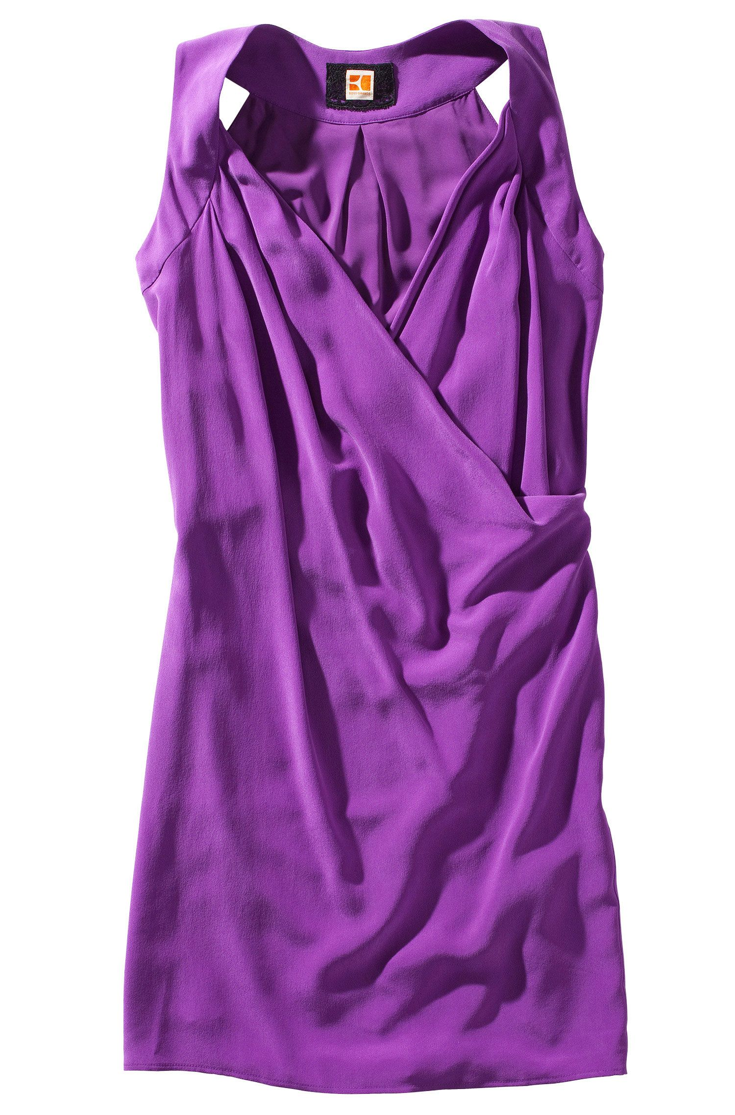 Robe design en soie, Achrista