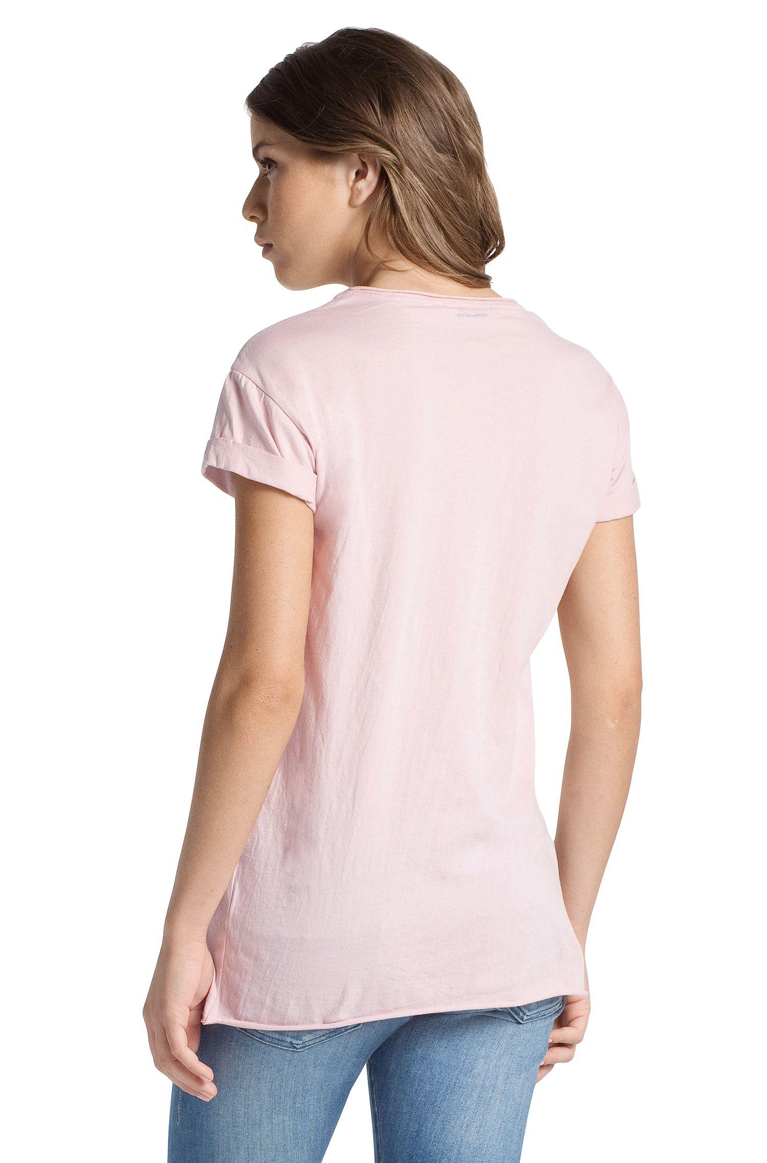 T-shirt à encolure ronde, Tatse