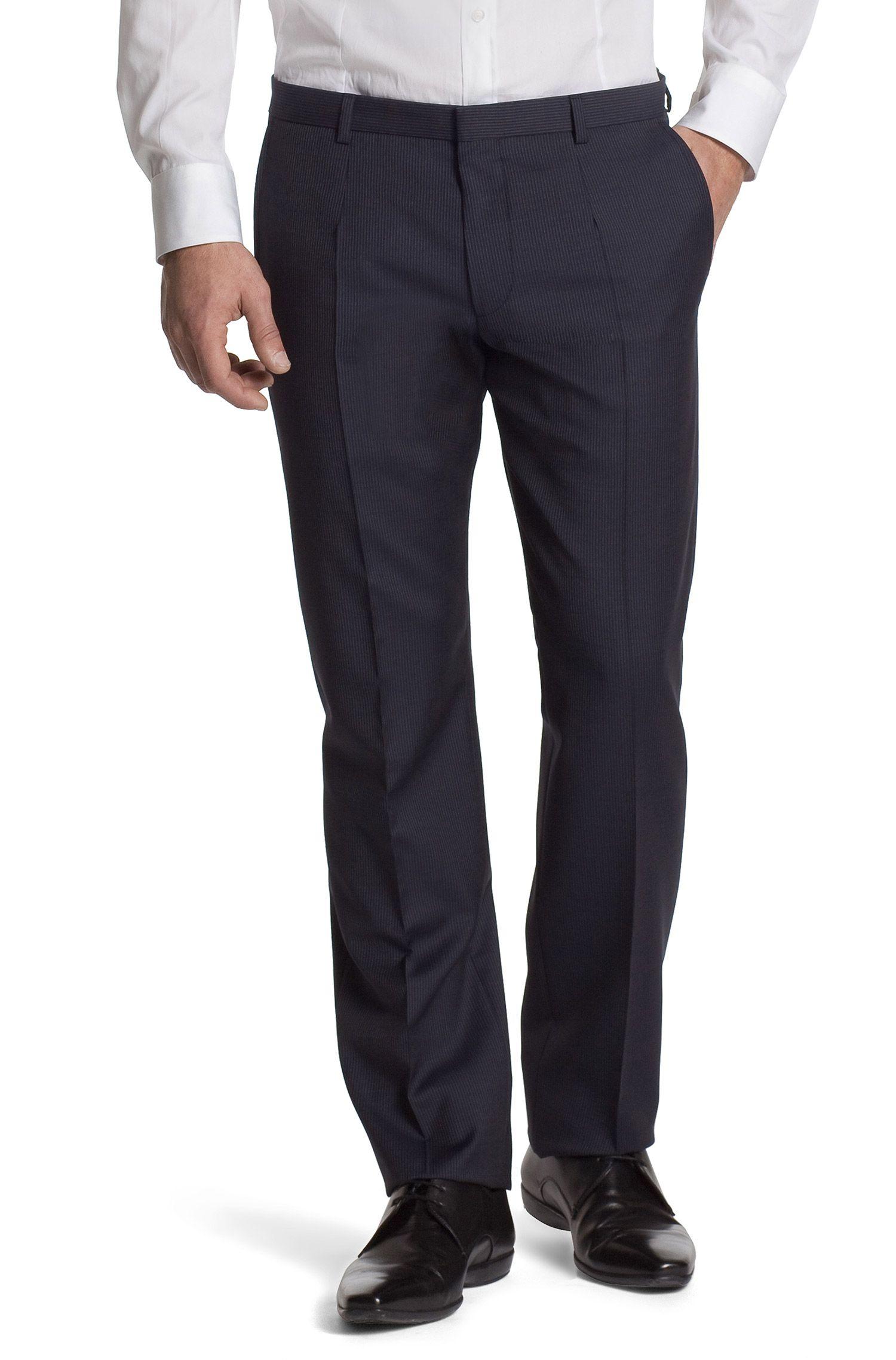 Business-Anzug ´Aiko1/Heise` aus Schurwolle