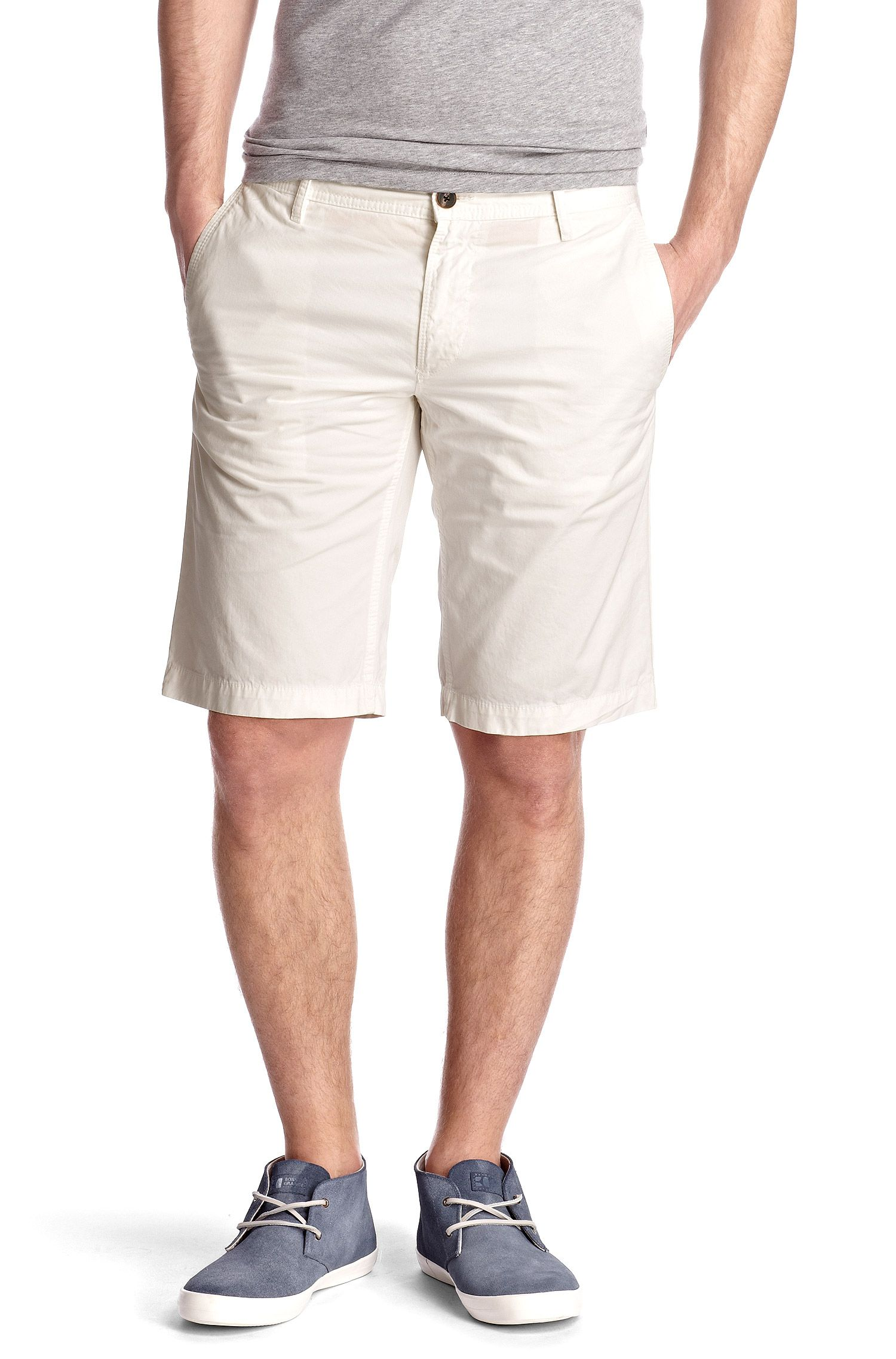 Regular-Fit Freizeit-Bermuda ´Schino-Shorts-D`