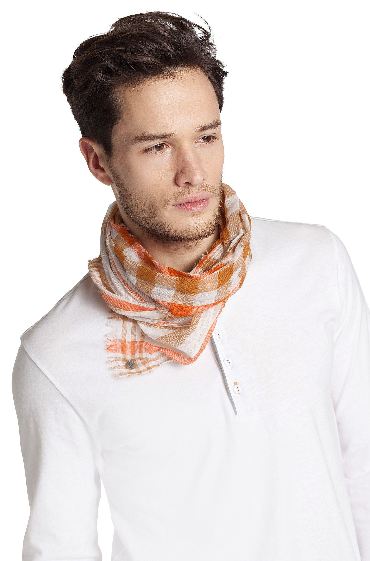 Schal ´Nek` aus Baumwolle