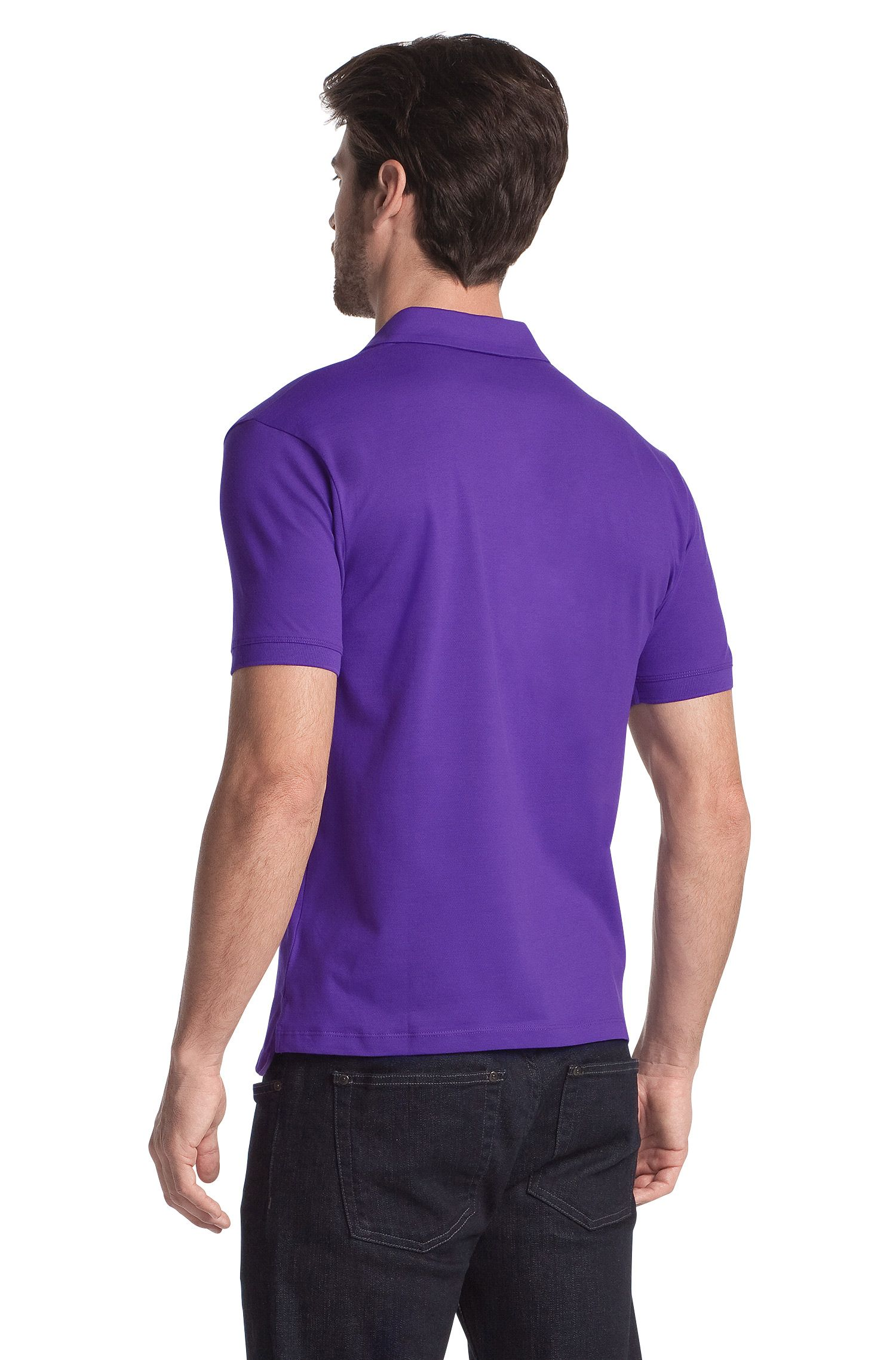 Modisches Poloshirt ´Dolon` aus Baumwoll-Mix