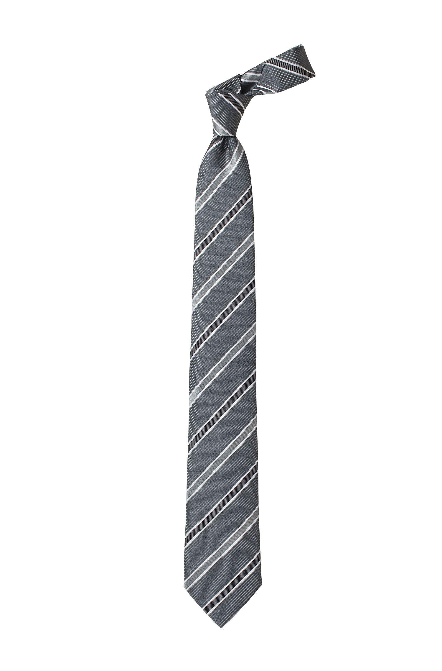 Zijden das´Tie 7,5 cm`uit de Traveller-collectie