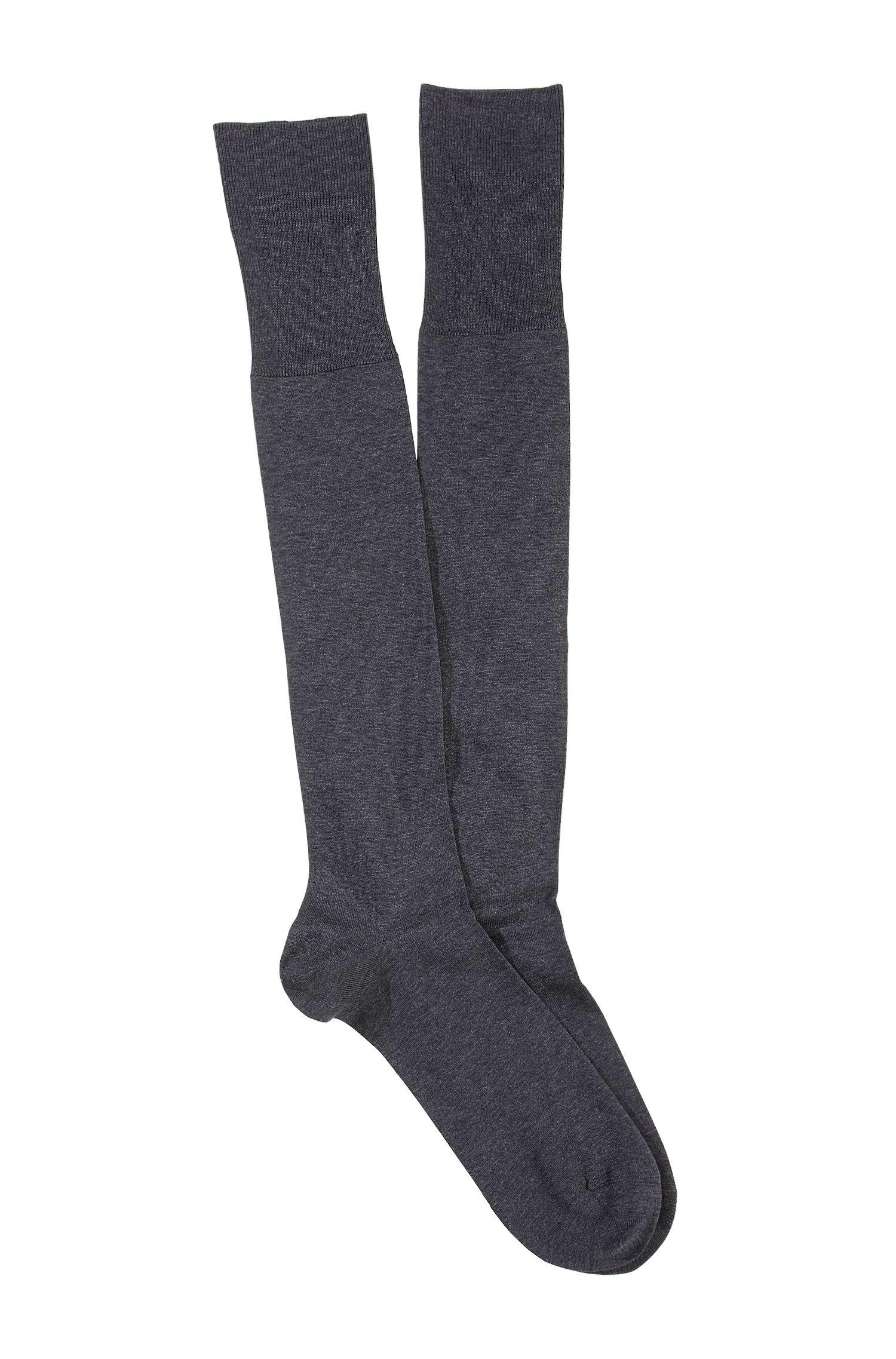 Chaussettes hautes confort, George KH Uni