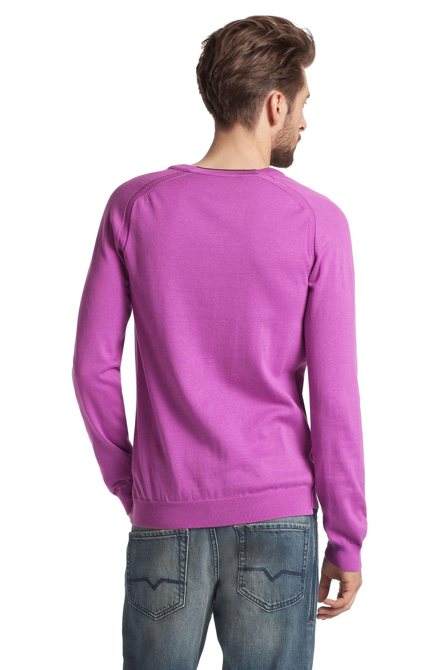 Pullover ´Kraimon` mit V-Ausschnitt