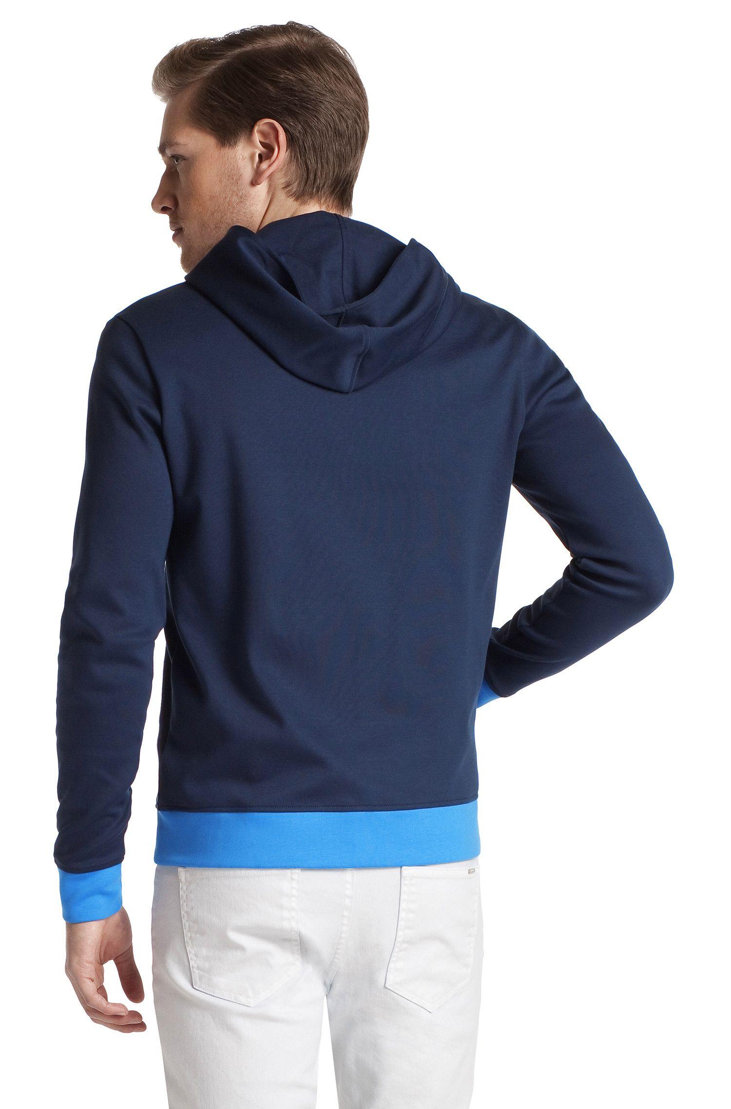 Sweatshirt-Jacke ´Daxwell` mit Kapuze