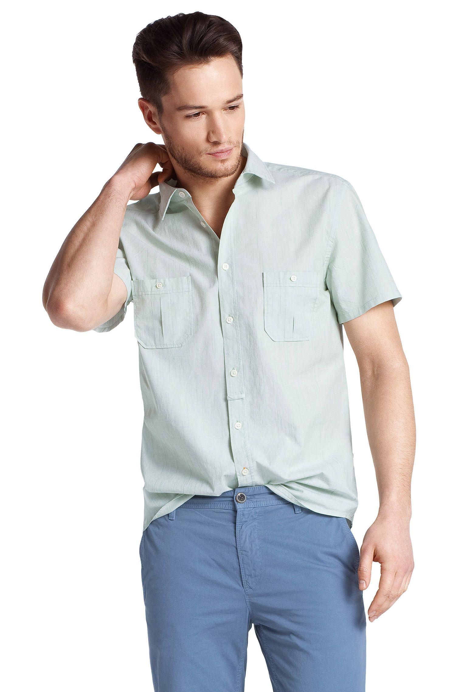 Freizeit-Hemd ´EgrifyE` mit Kentkragen