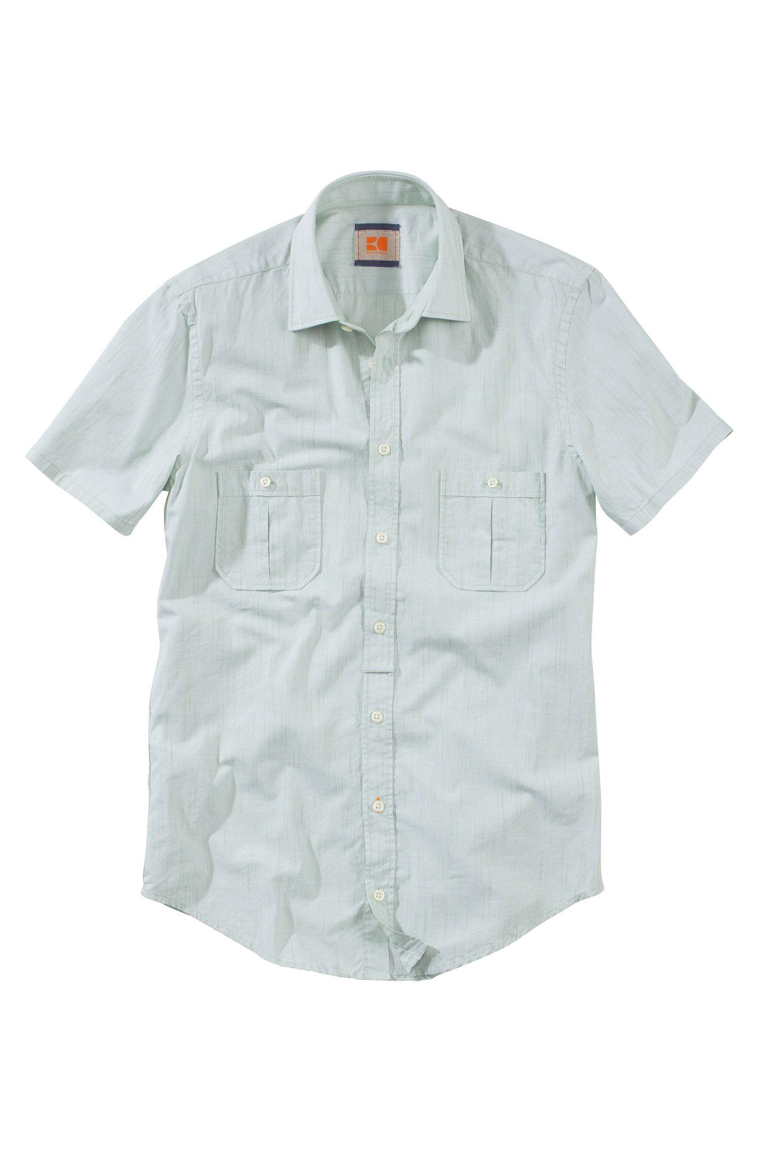 Chemise détente dotée d'un col Kent, EgrifyE