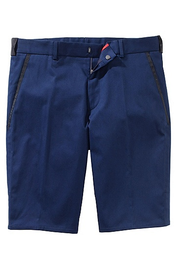 Bermuda-Shorts ´Hadri`, Hellblau