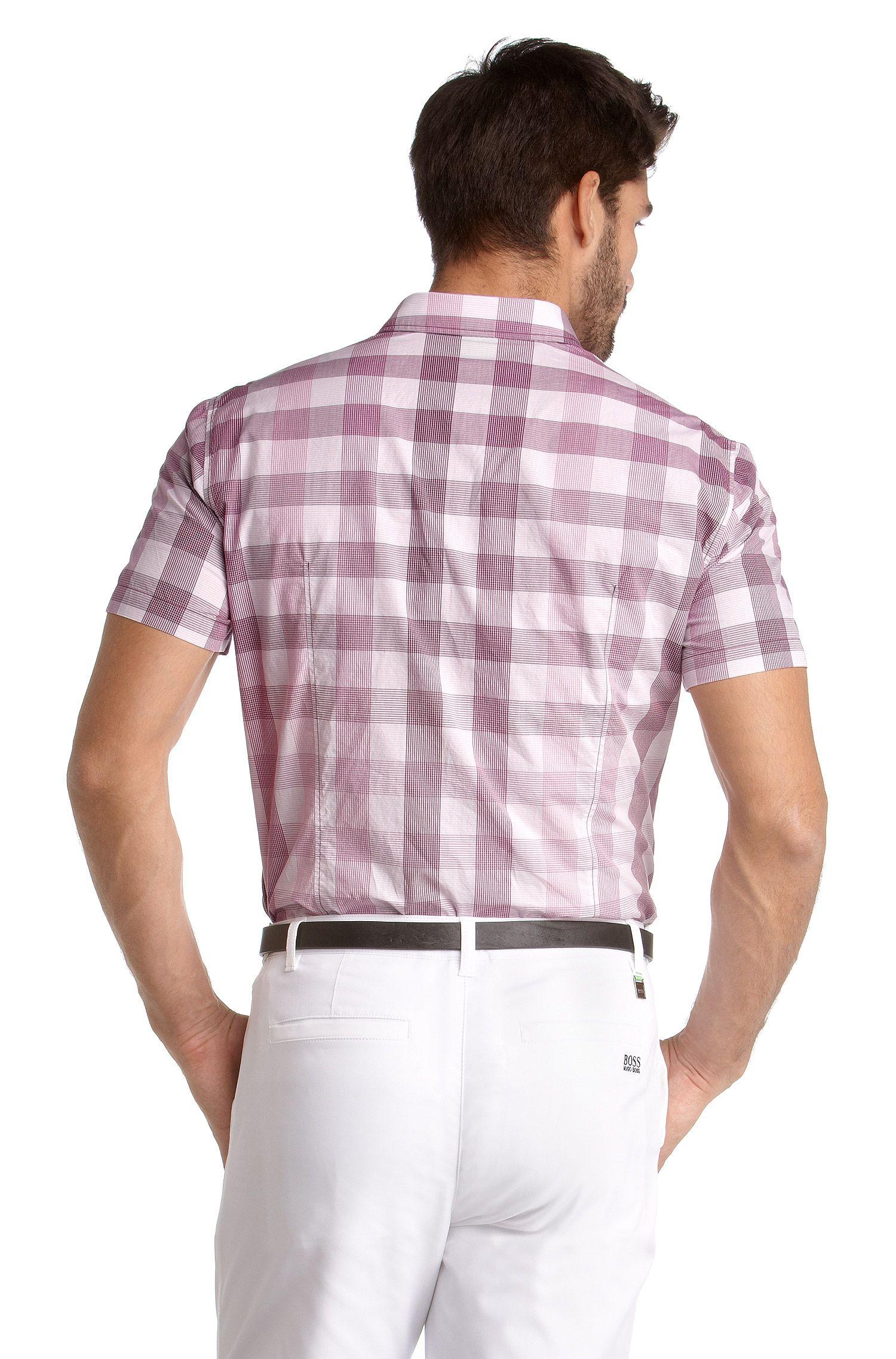 Chemise détente à manches courtes, Banfolino