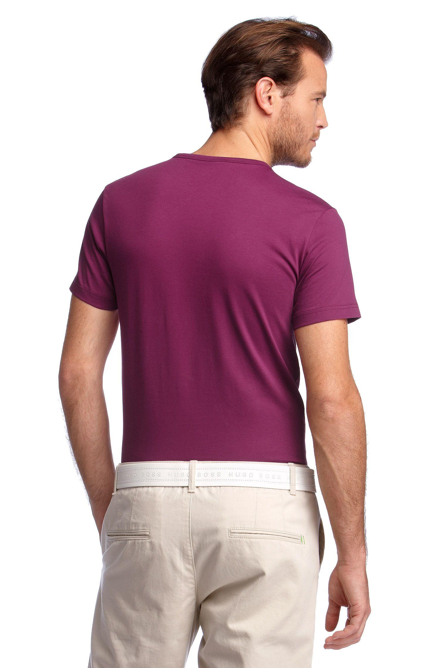 T-Shirt ´Tee MK` mit modischem Brustprint