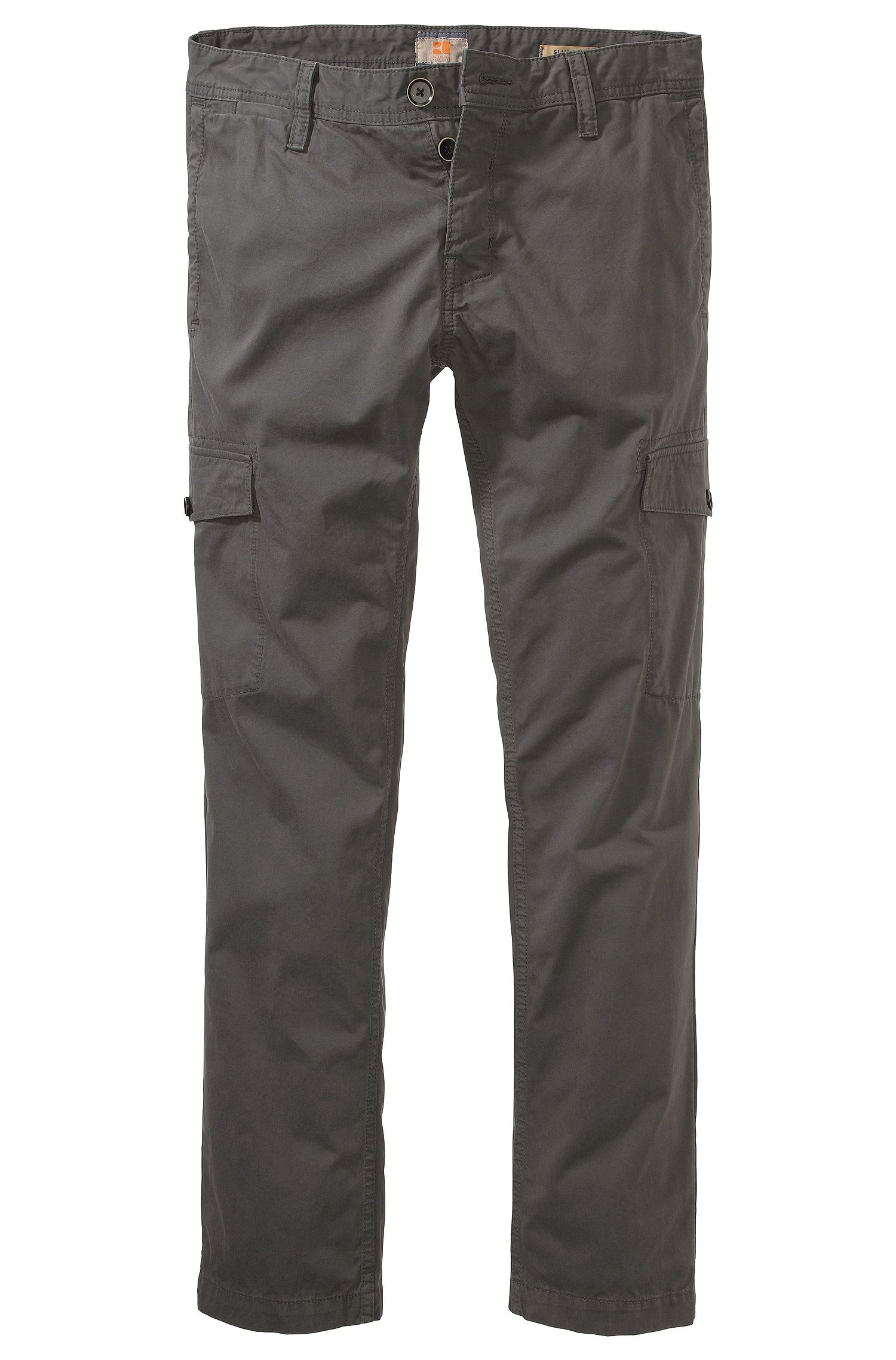 Pantalon cargo Slim Fit, Spinok-D