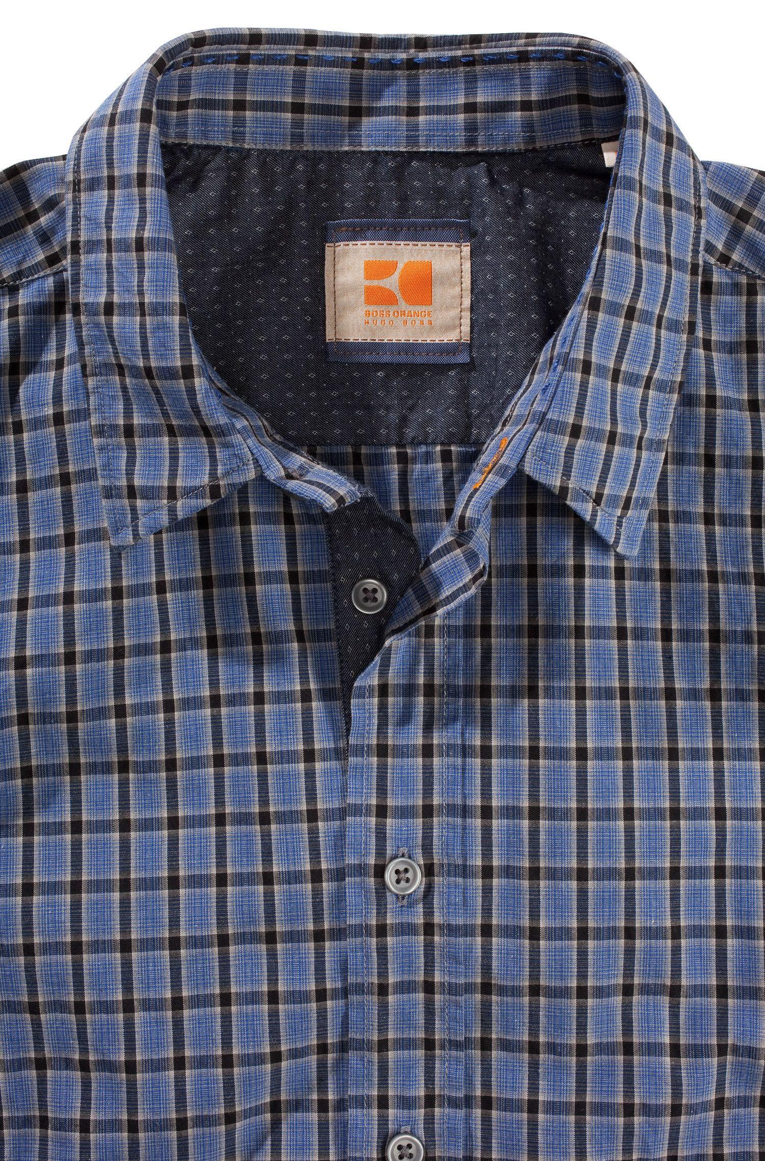 Freizeit-Hemd ´Cliff` aus Baumwolle