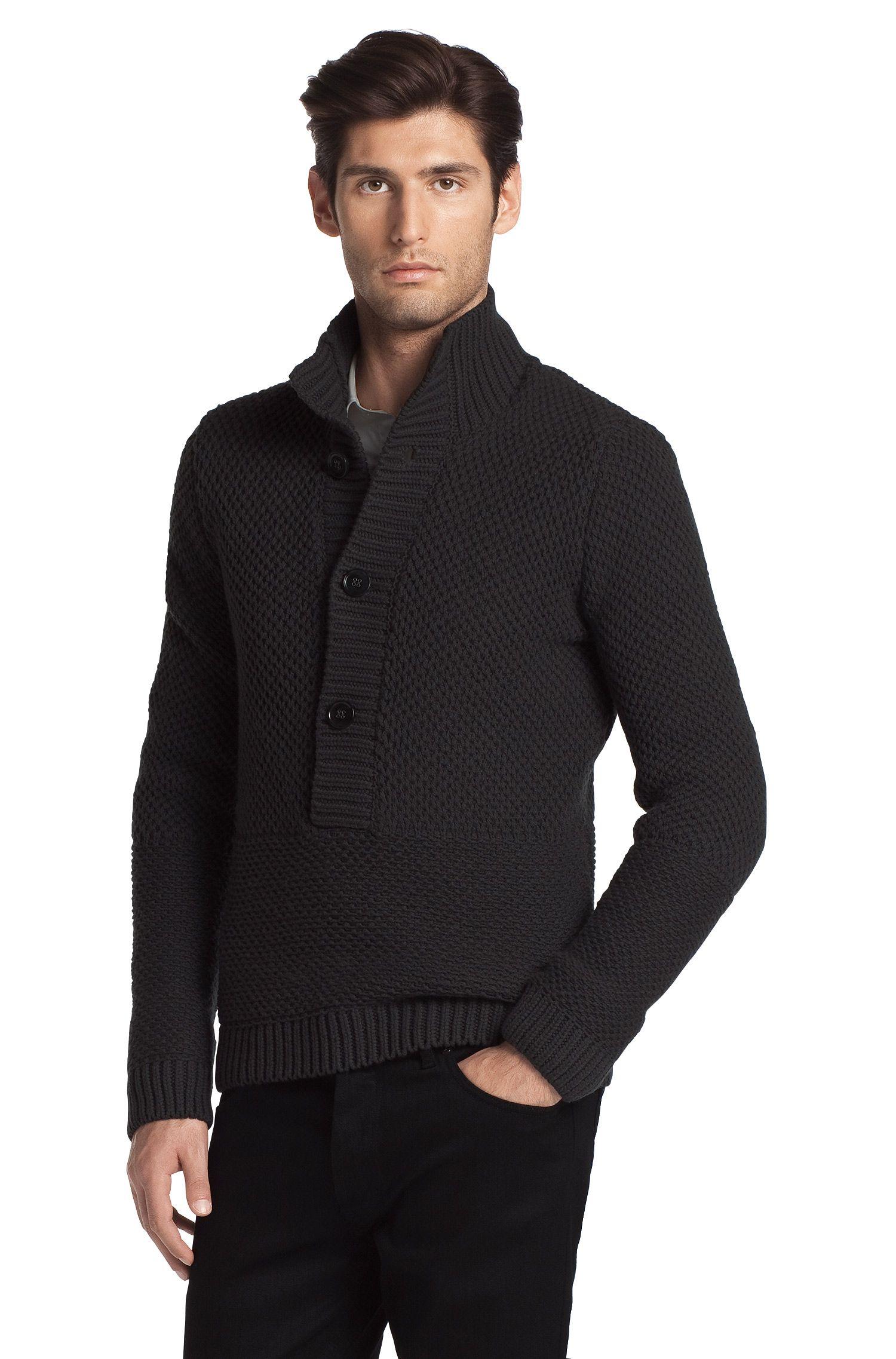 Pullover ´Syver` aus reiner Schurwolle