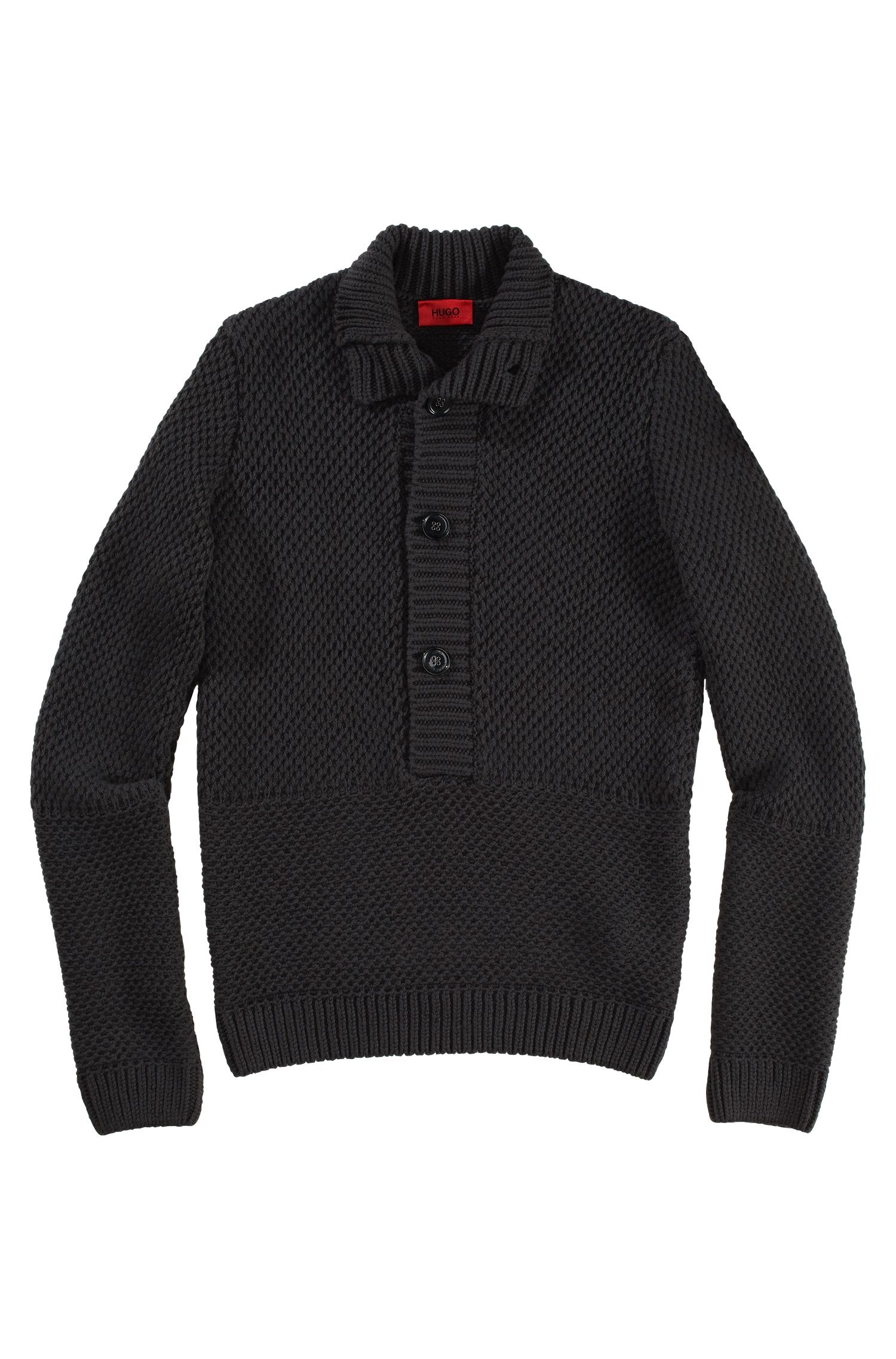 Pull-over en pure laine vierge, Syver