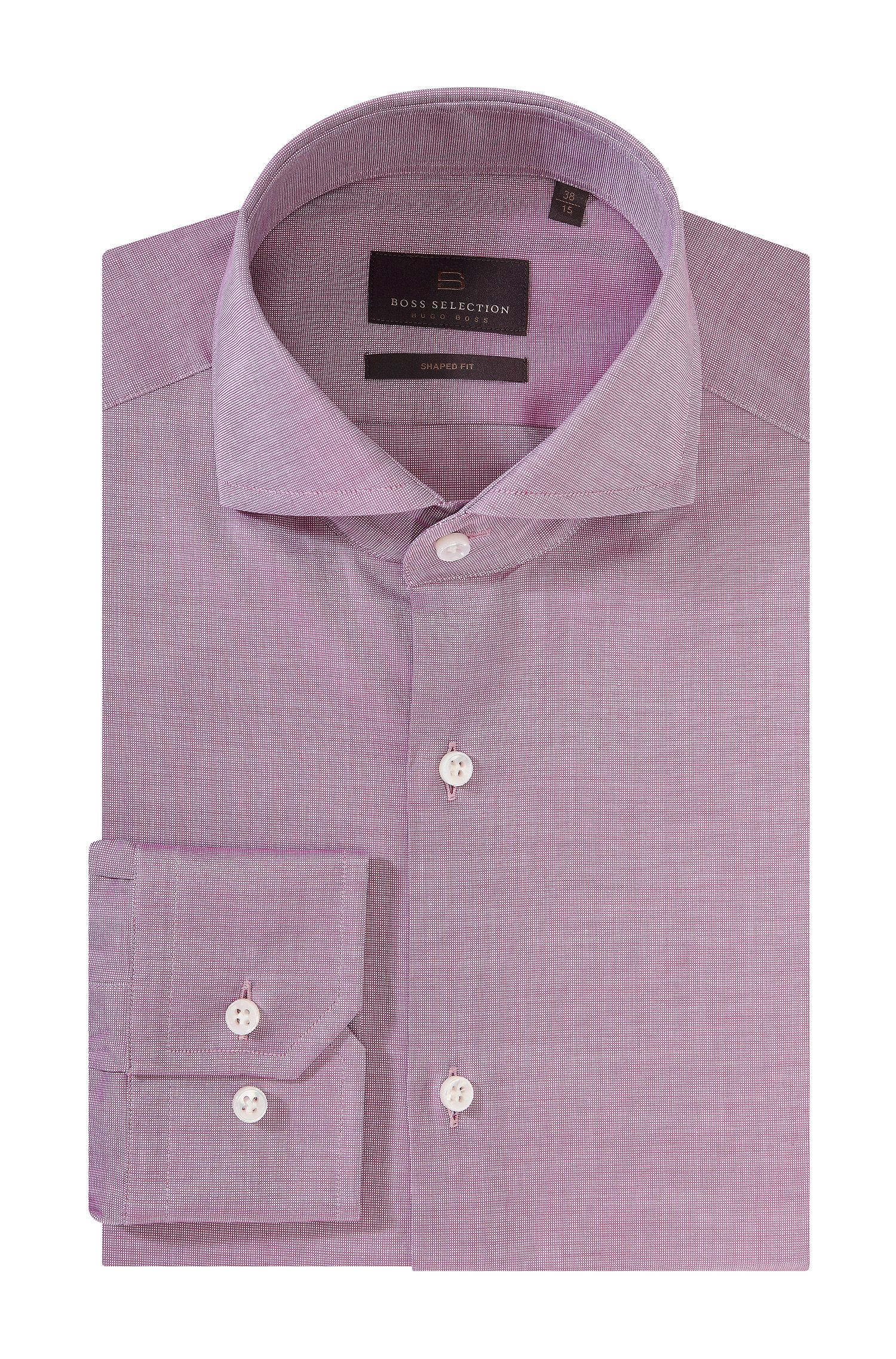 Chemise business, Christo