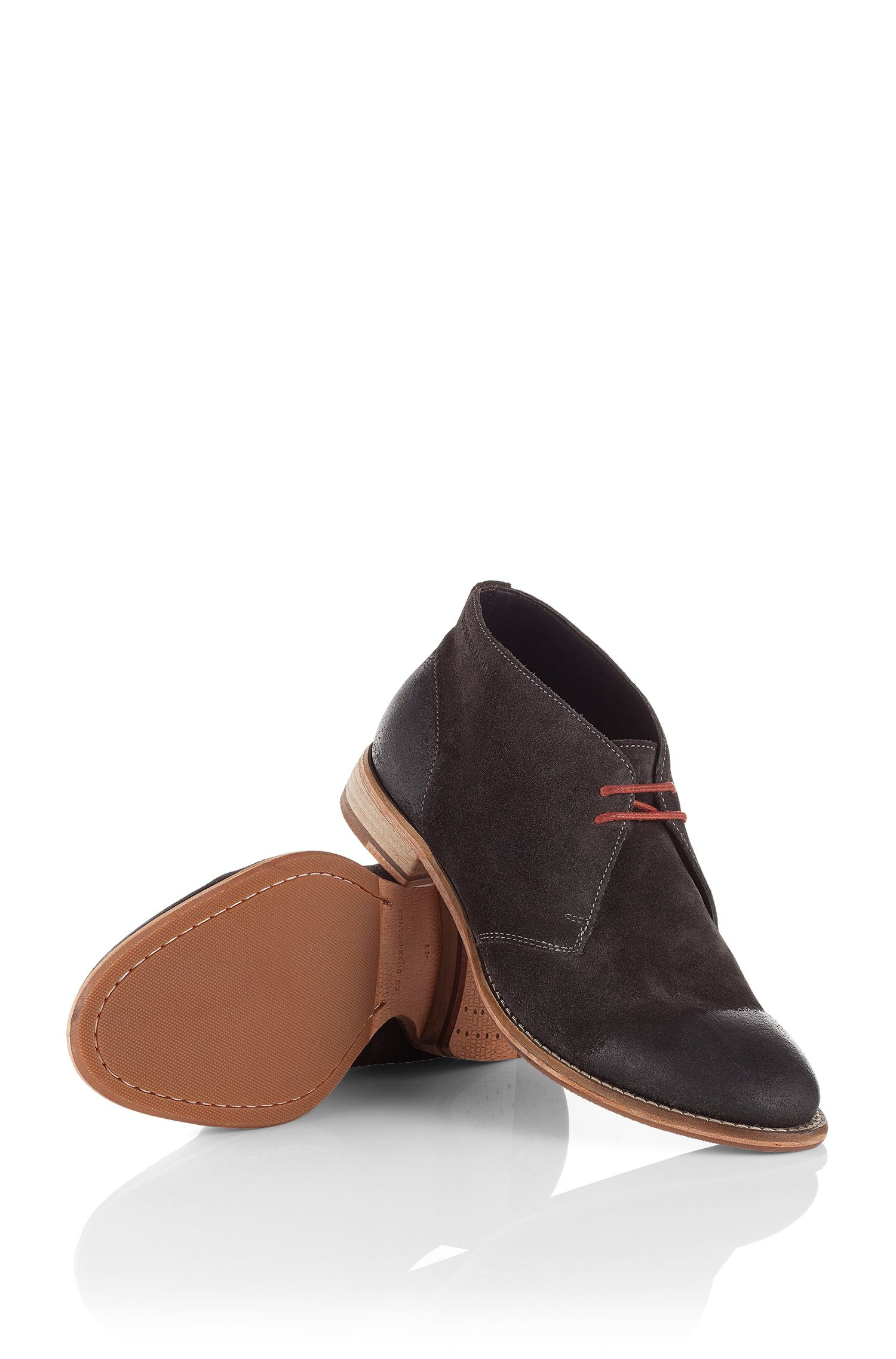 Lederschuh ´Sailoc` im Desert Boot-Stil