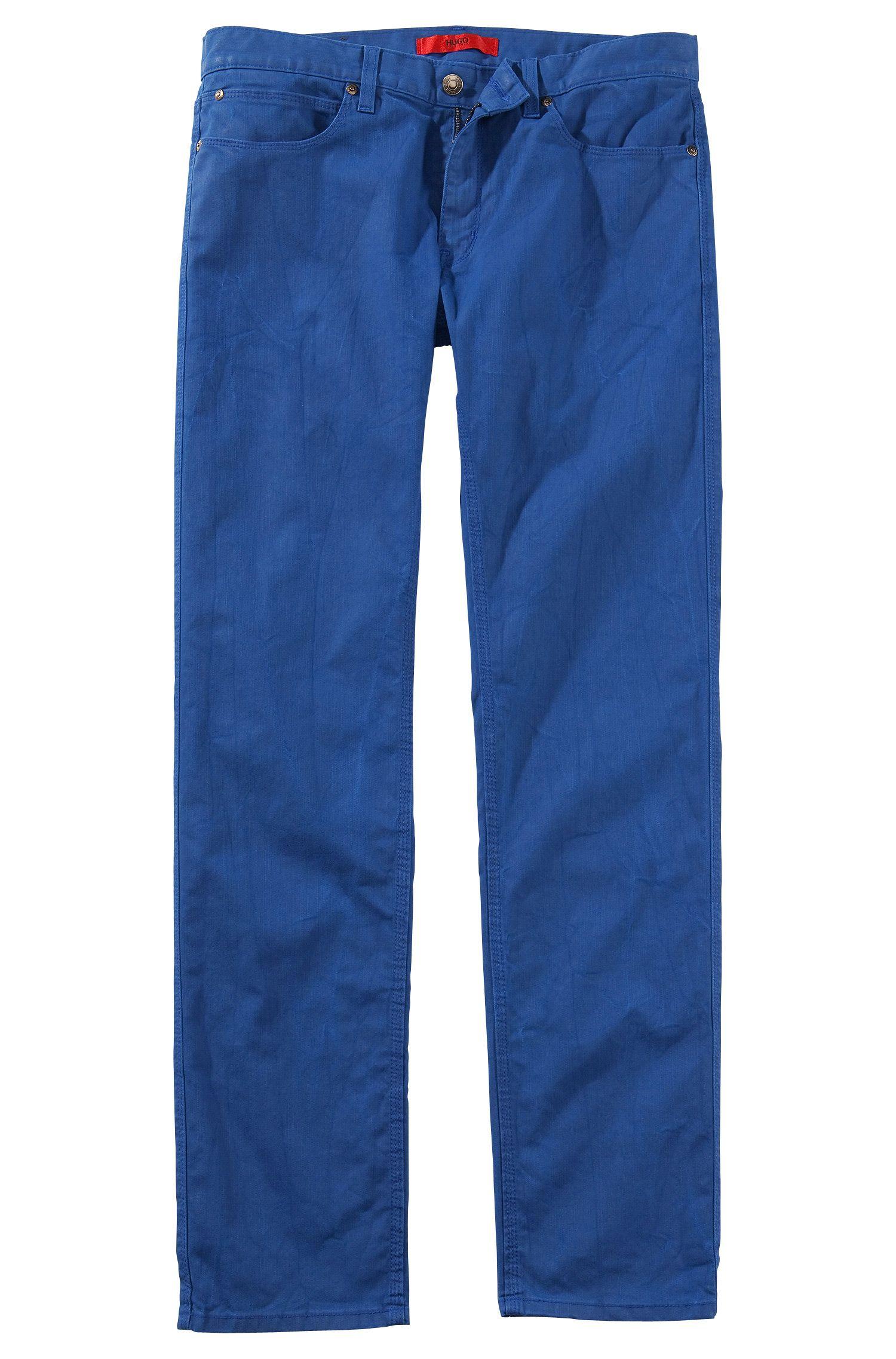 Jeans ´HUGO 708` mit Glanz-Finish