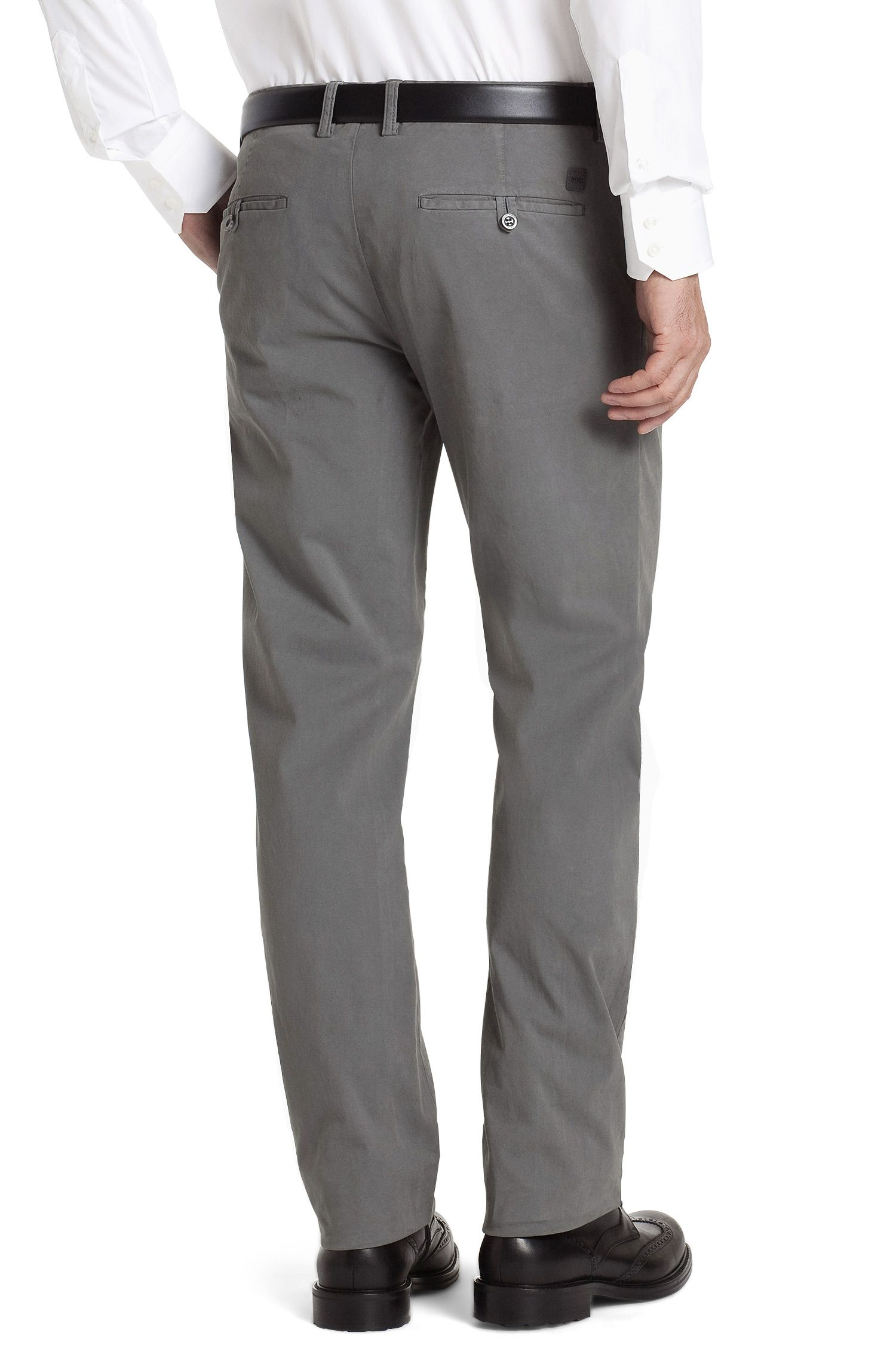 Pantalon détente Regular Fit, Crigan1-D
