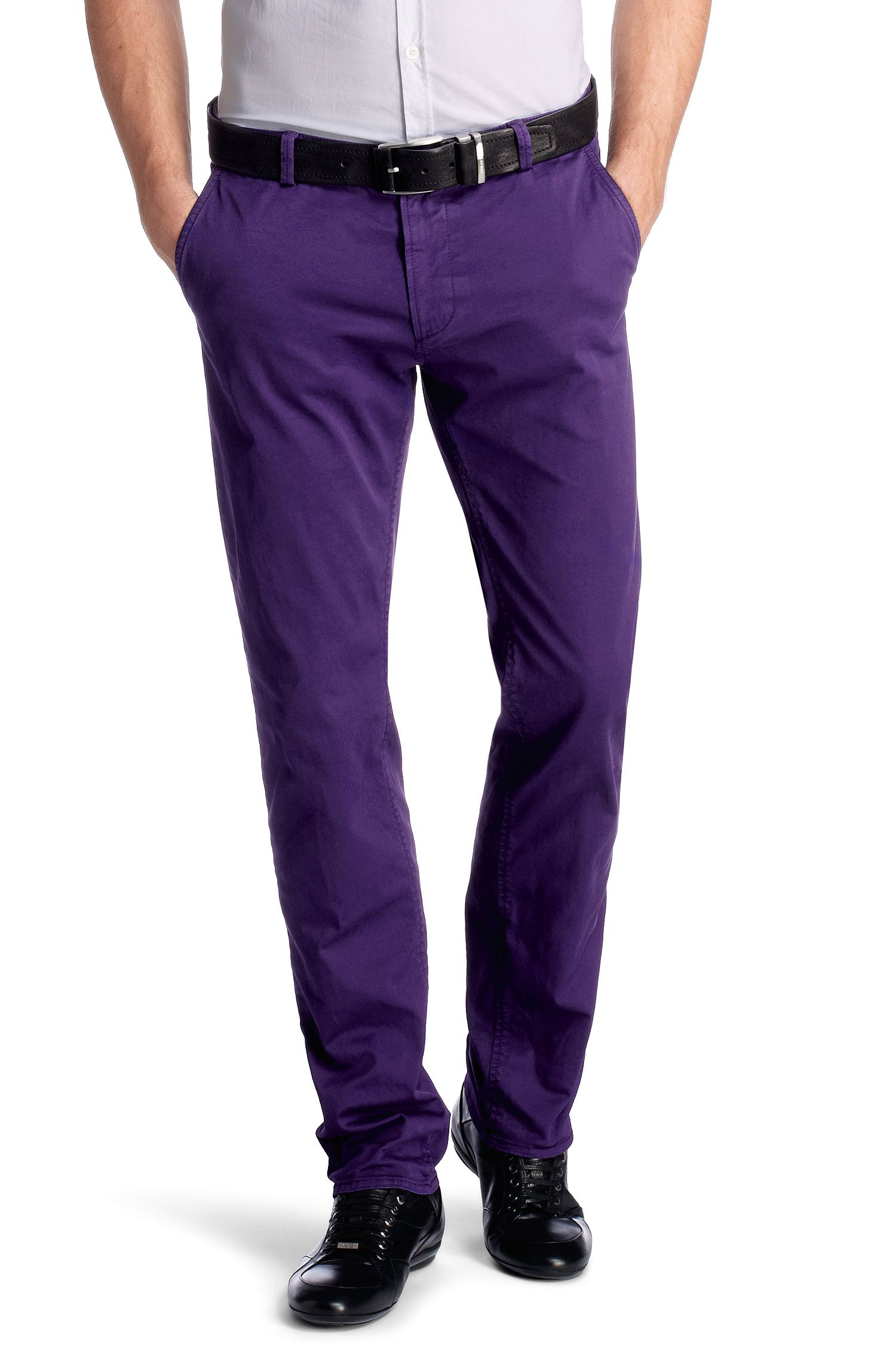 Pantalon chino, Rice-1-D modern essential