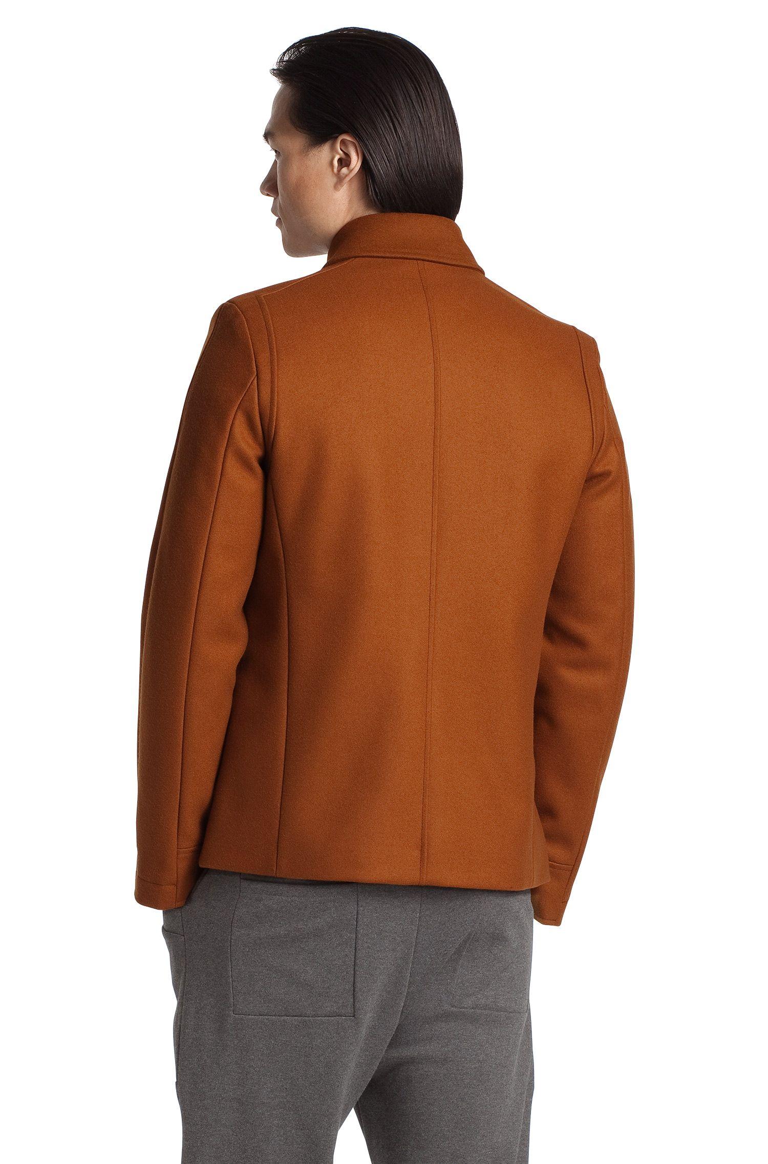 Outdoor-Jacke ´Bimero` aus einem Schurwoll-Mix