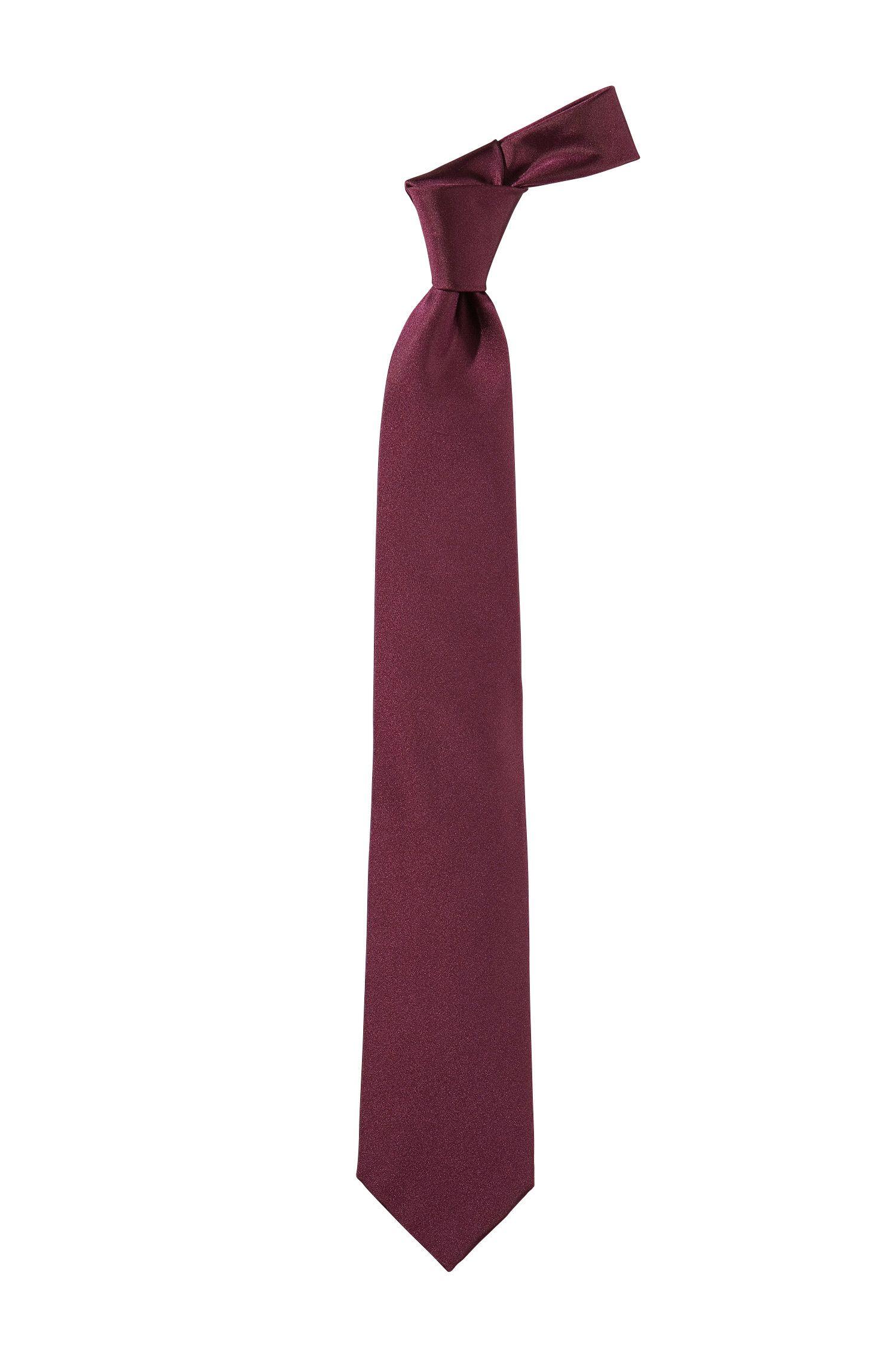 Cravate «Tie 7,5 cm» en soie