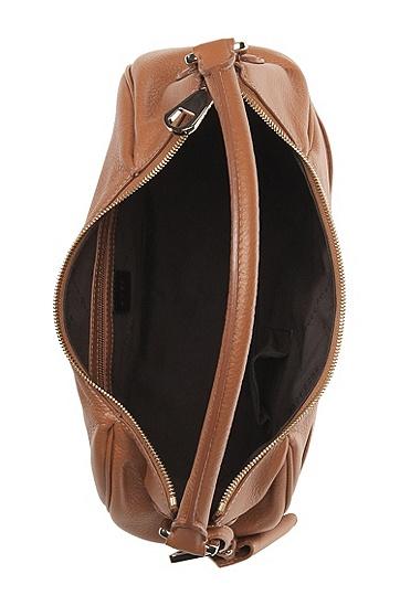 Handtasche ´Minori-L` aus Kalbsleder, Braun