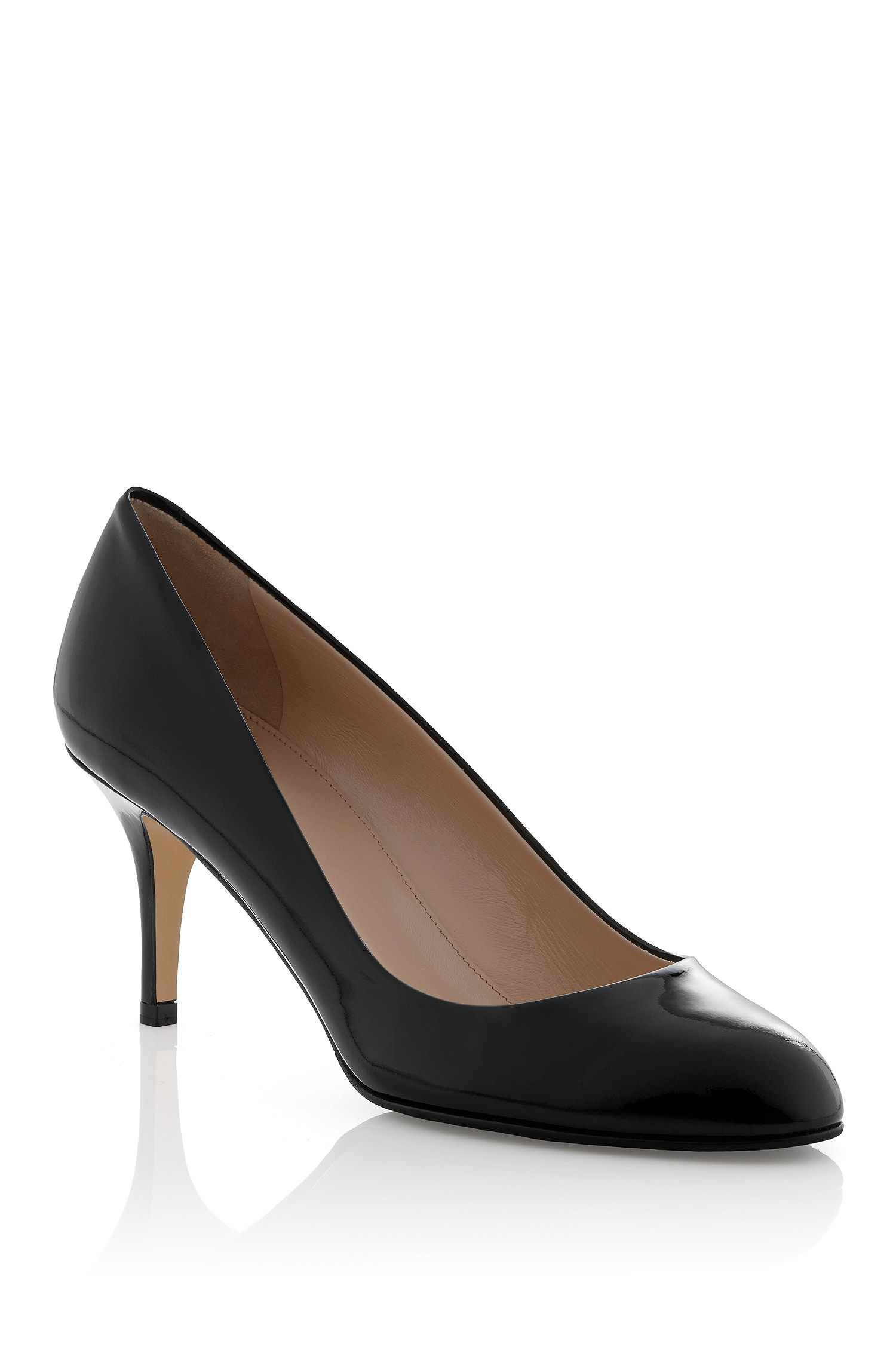 Pumps ´Vayla Black` aus Lackleder