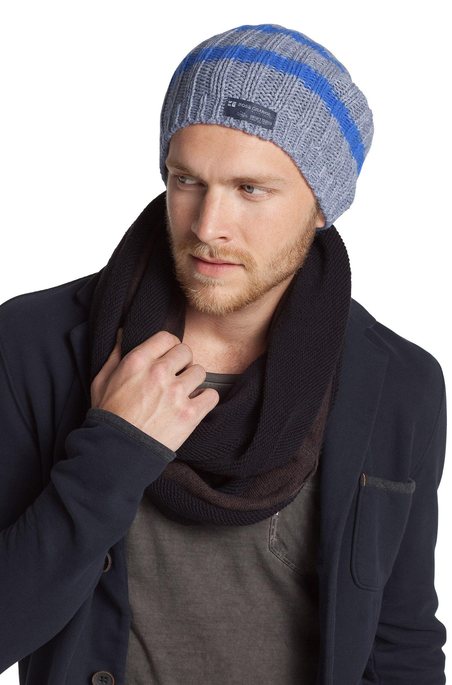 Bonnet en laine mélangée, Fredemar