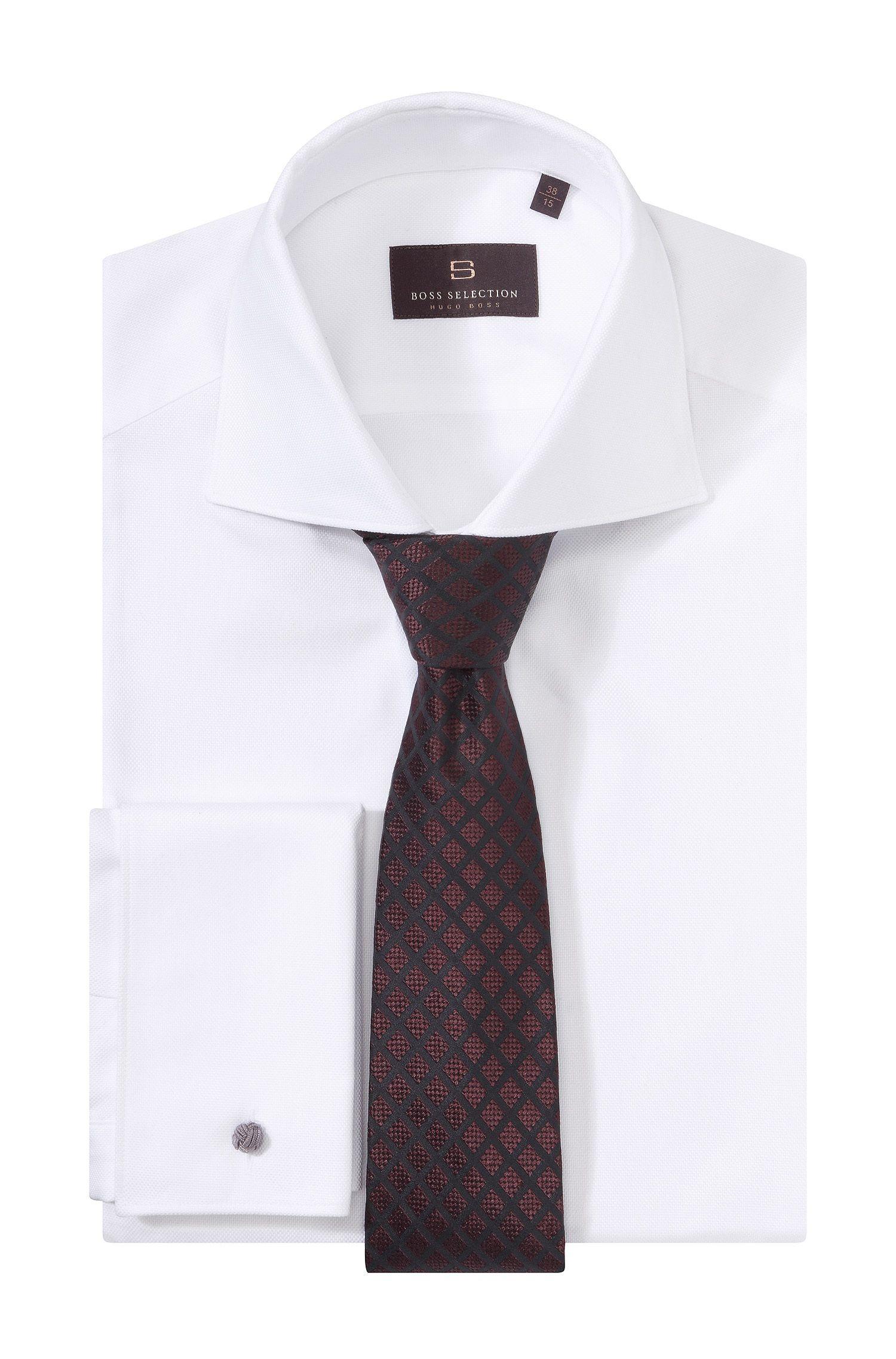 Krawatte ´TIE CM 8` aus reiner Seide