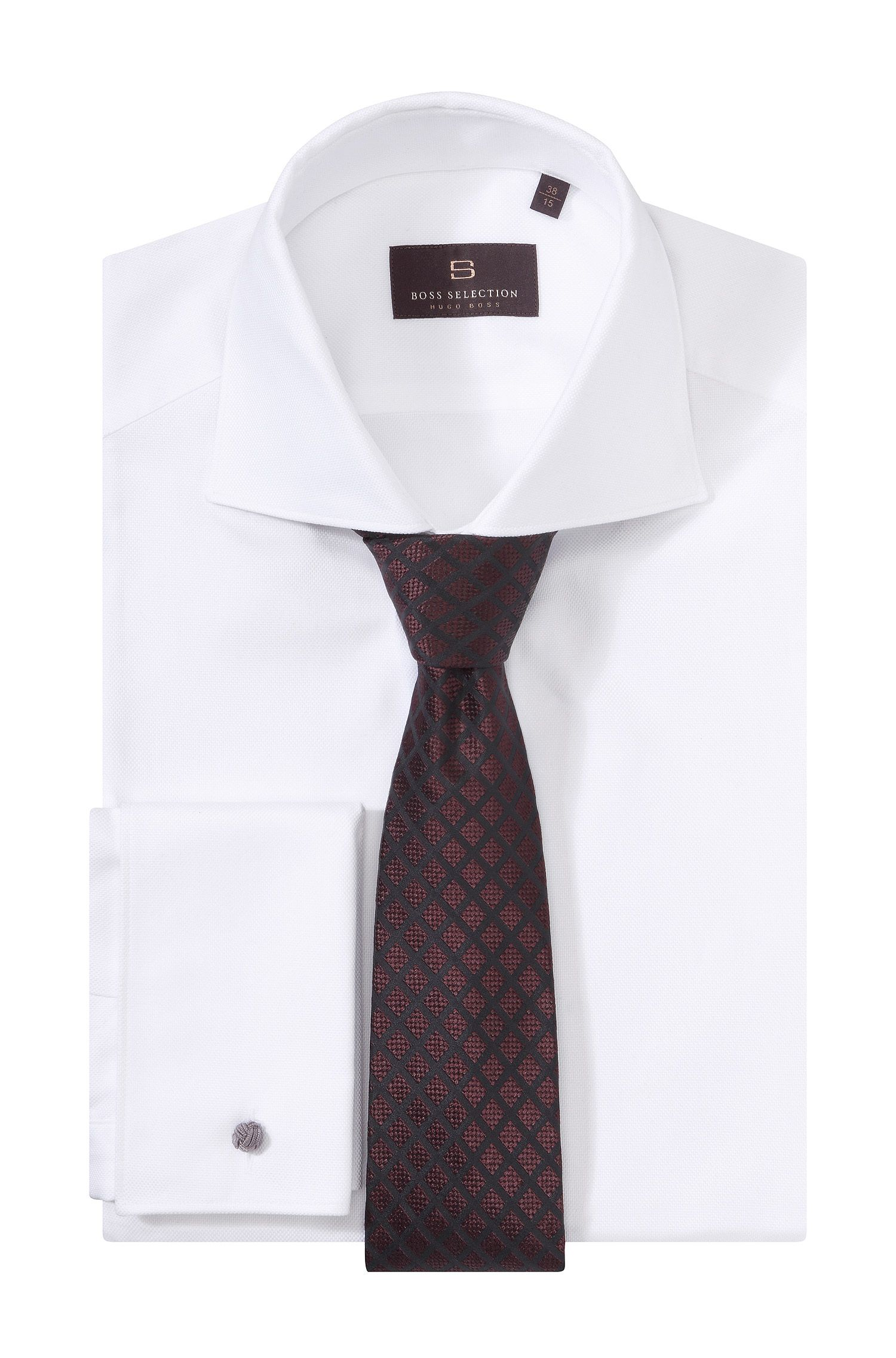 Cravate en pure soie, TIE CM 8