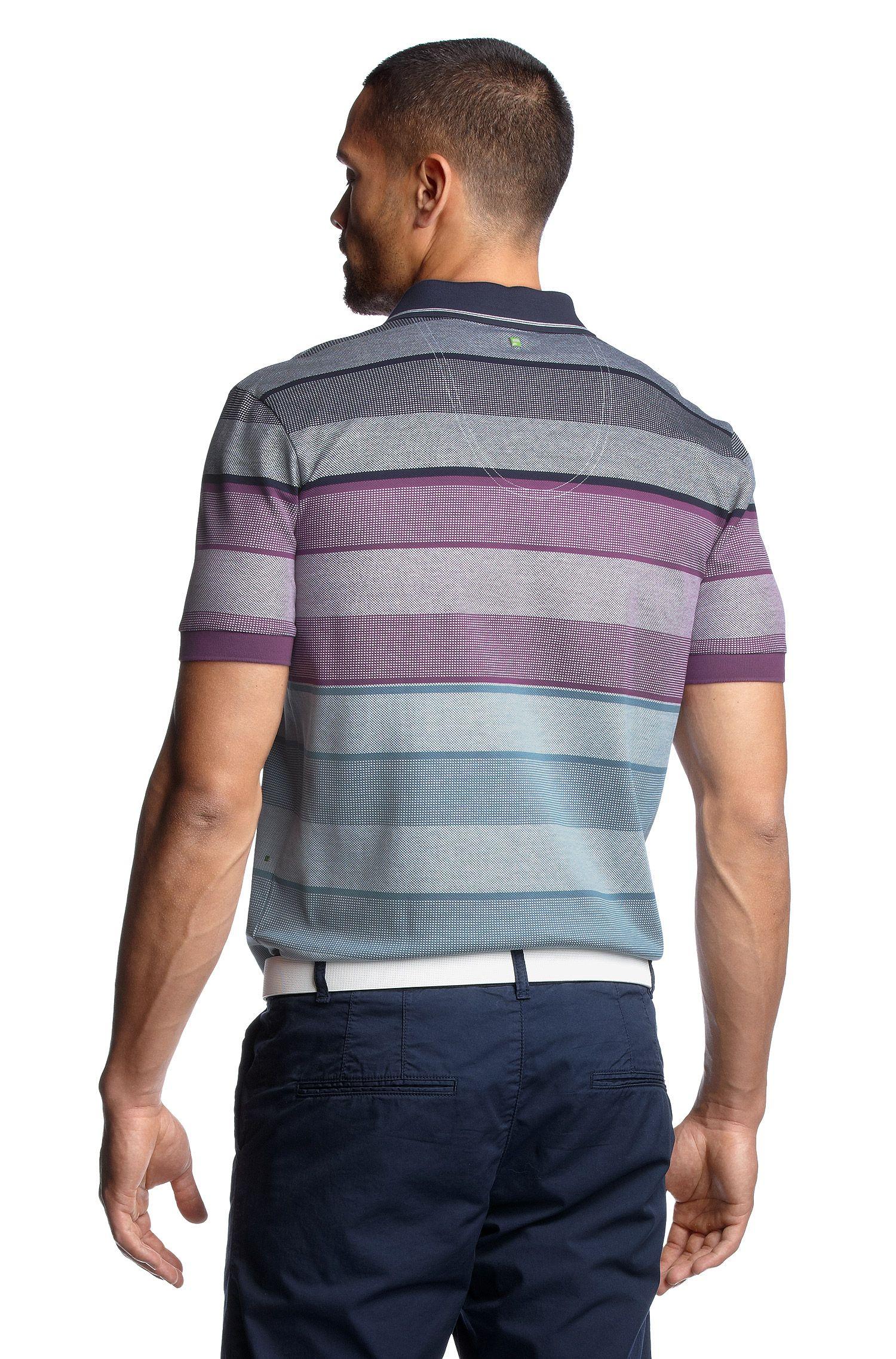 Poloshirt ´Paddy 1` van zuiver katoen