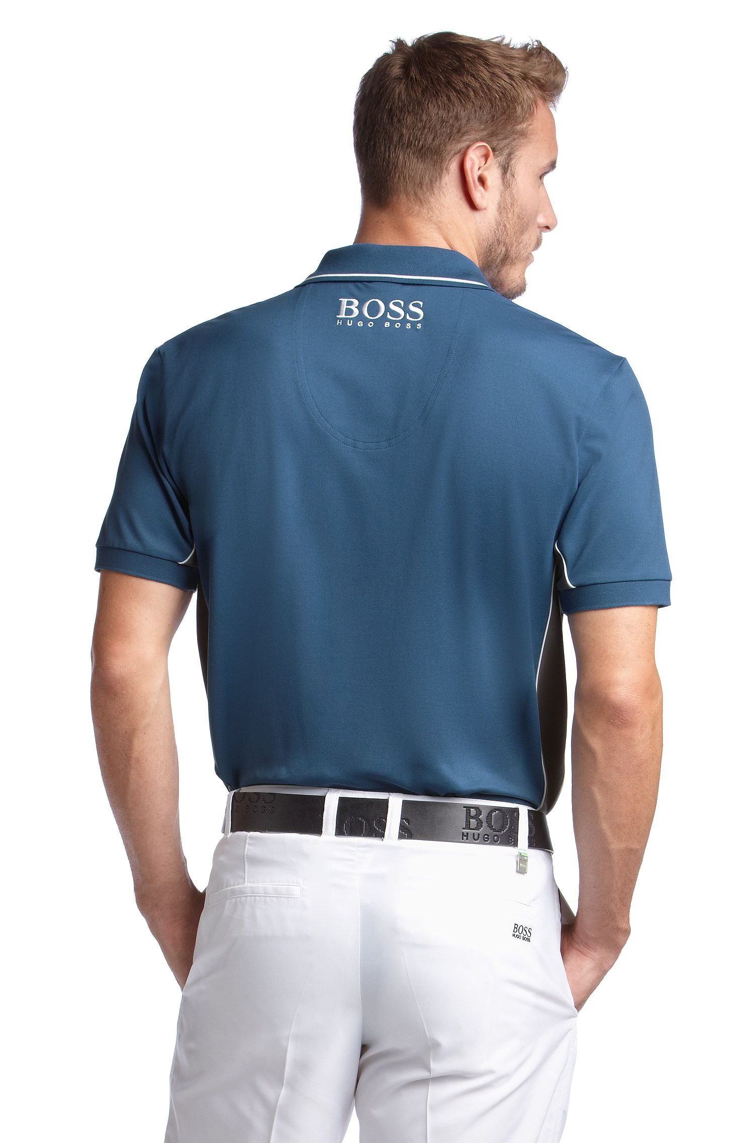 Golfpolo ´Paddy MK` aus Funktionsmaterial