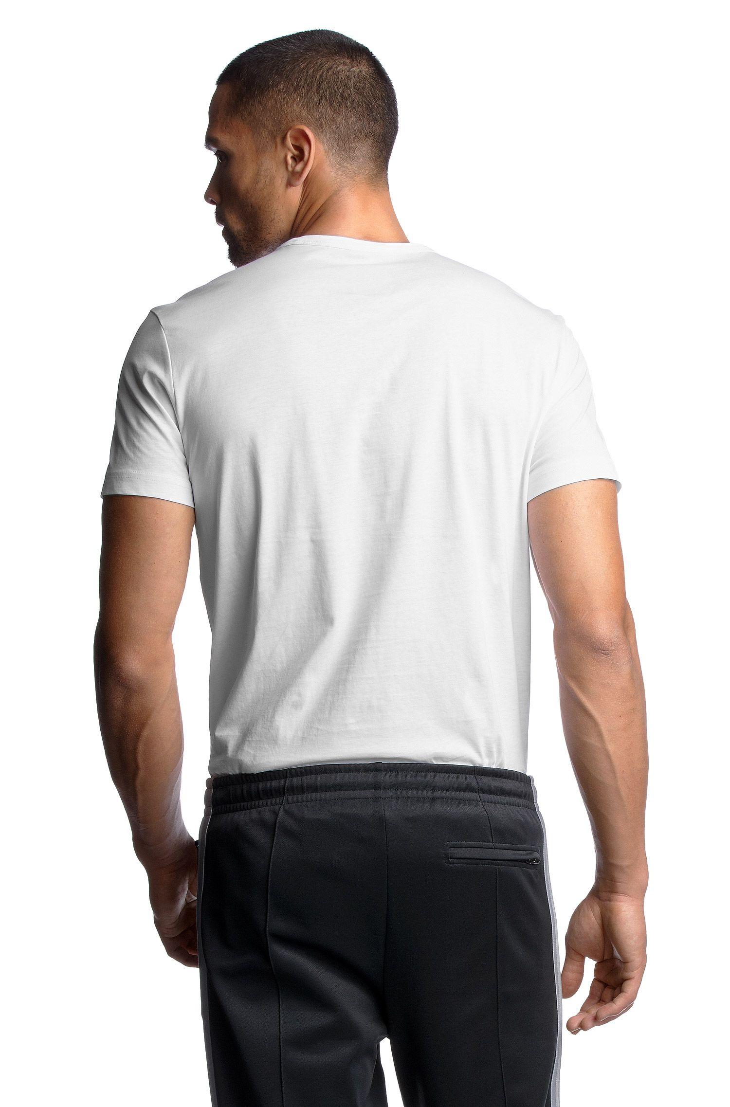 T-shirt en léger coton, Tee 3