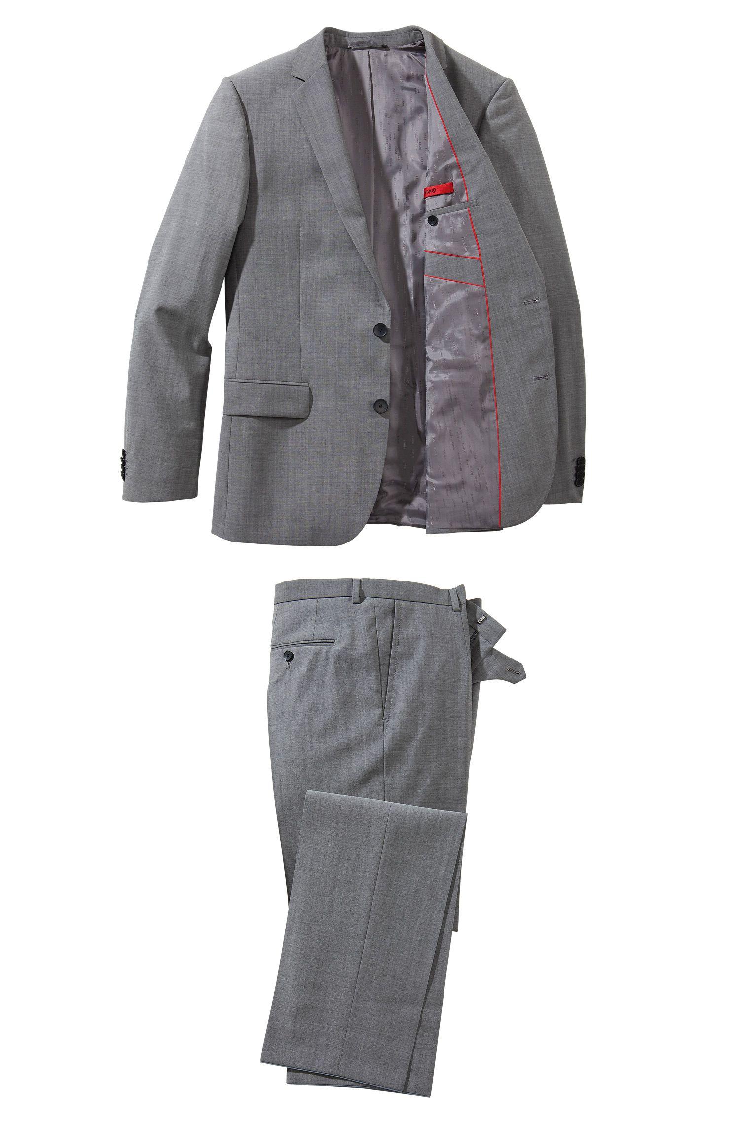 Business-Anzug ´Amaro/Heise` aus Schurwoll-Mix