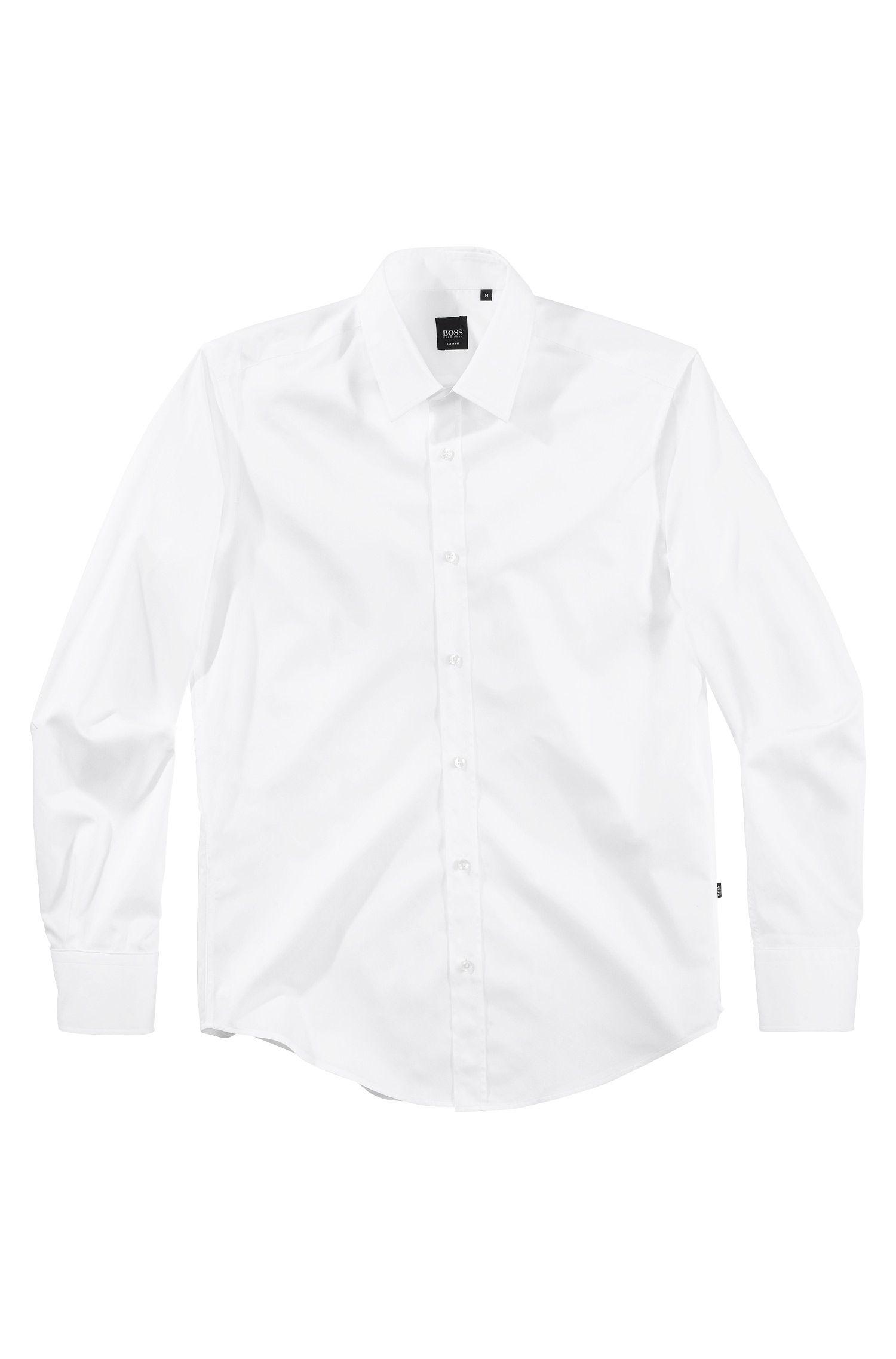 Freizeit-Hemd ´Ronny` mit Kentkragen