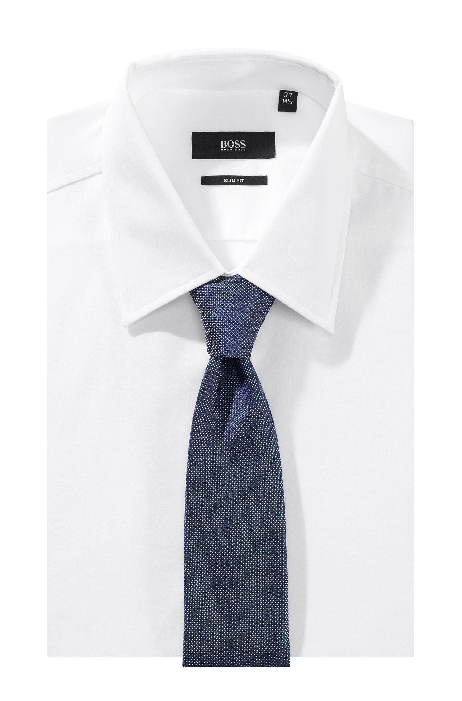 Krawatte ´Tie 6 cm` aus Baumwoll-Mix
