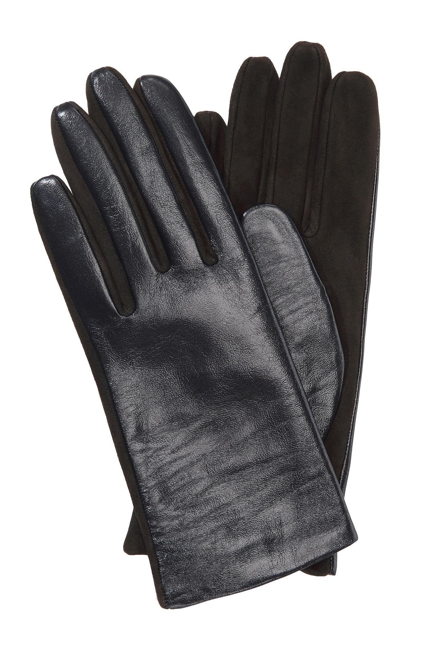 Handschoenen 'GL 225' van lamsleer