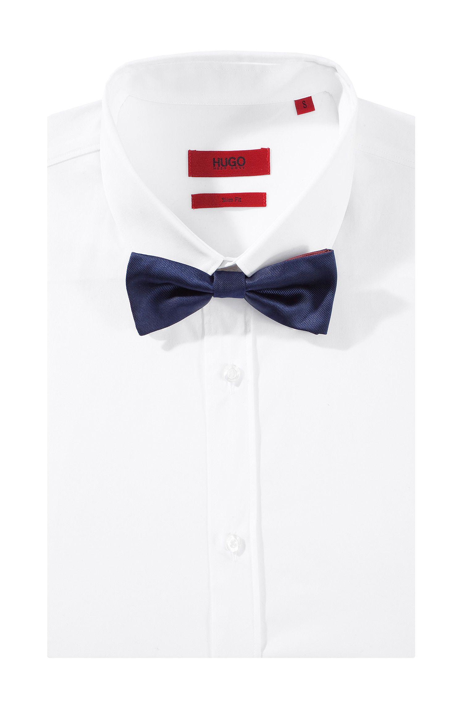 Nœud papillon en soie, Double Bow Tie