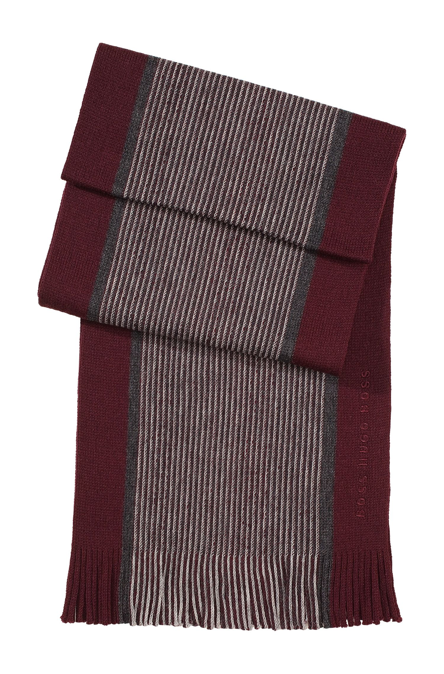 Sjaal ´Farold` van scheerwol