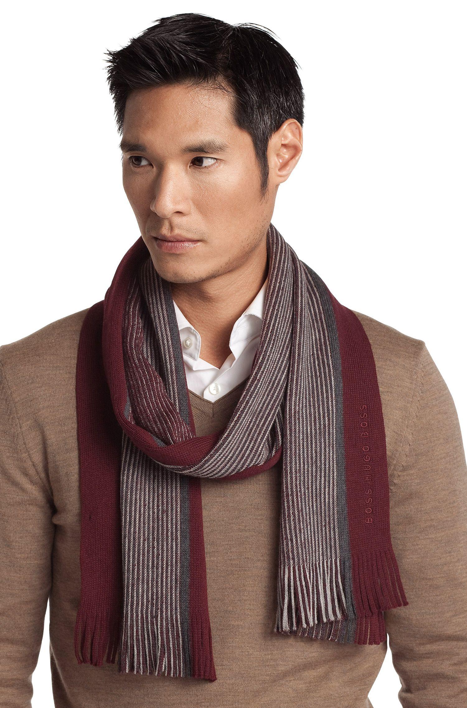 Écharpe en laine vierge, Farold