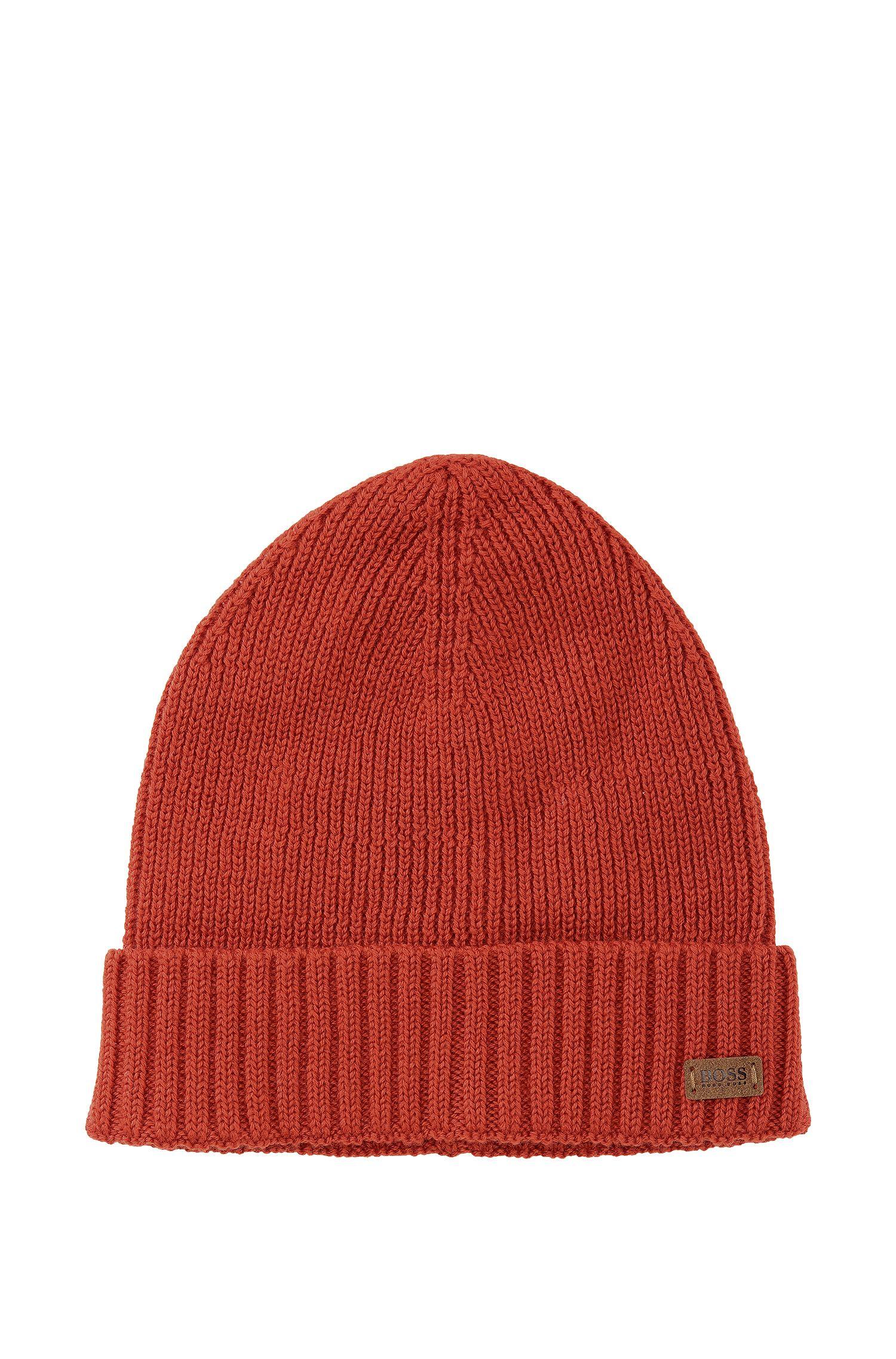 Mütze aus Schurwolle: 'Fati'
