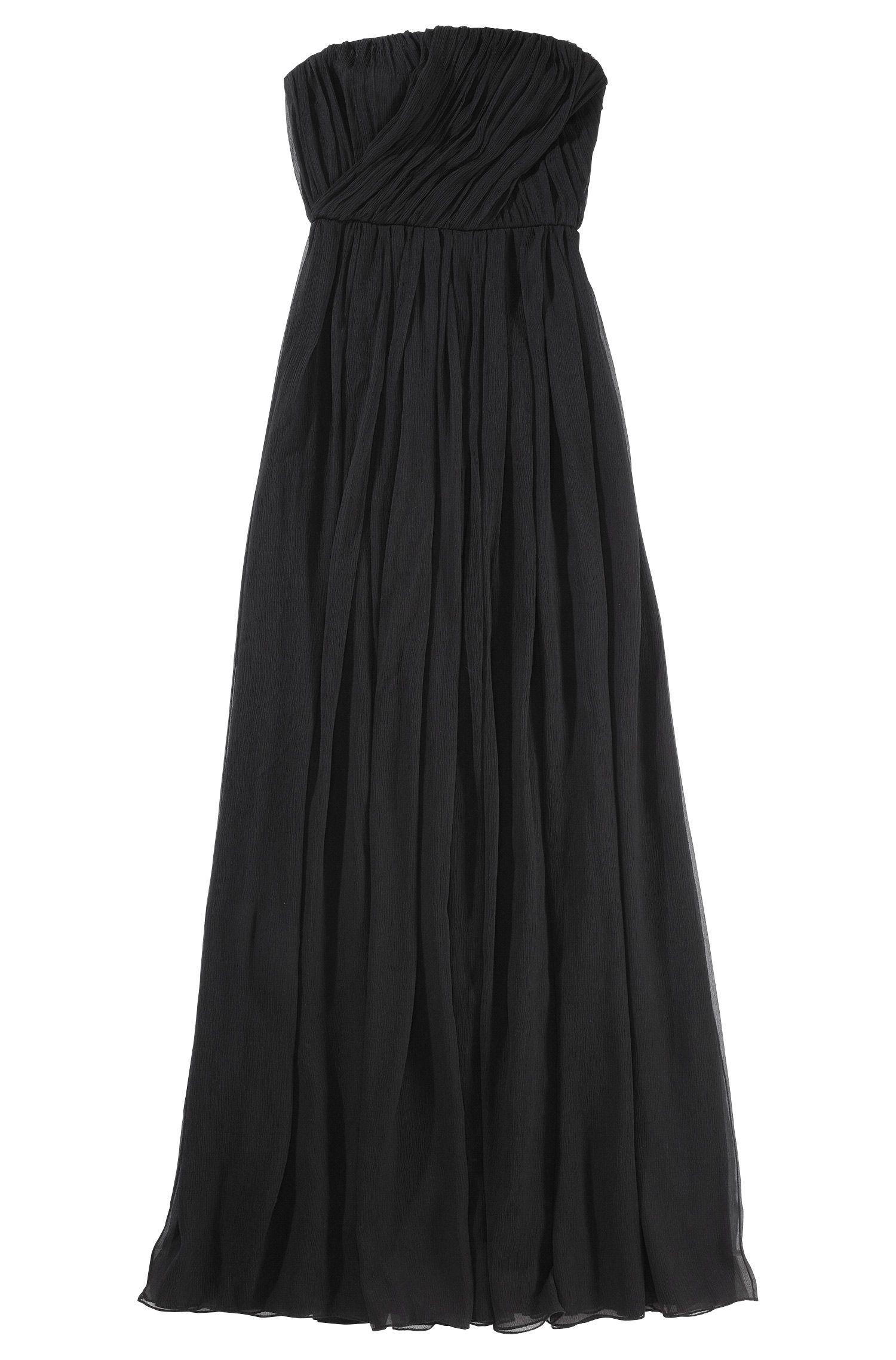 Abendkleid ´Dianela` aus feinstem Seidenkrepp