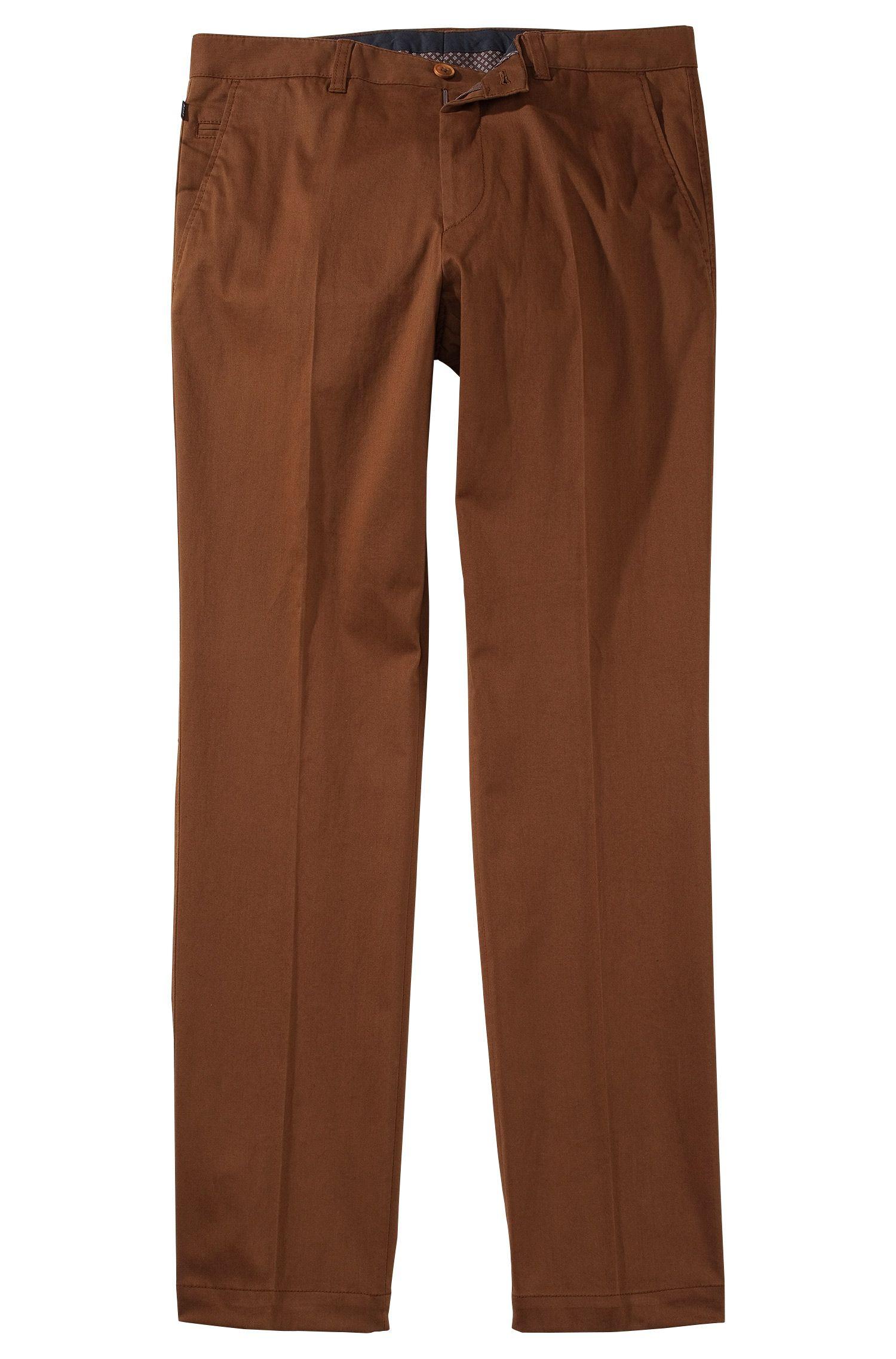 Pantalon de costume coton stretch, Shadow6-W