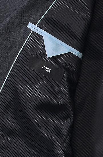 Anzug ´The James4/Sharp6`, Dunkelblau