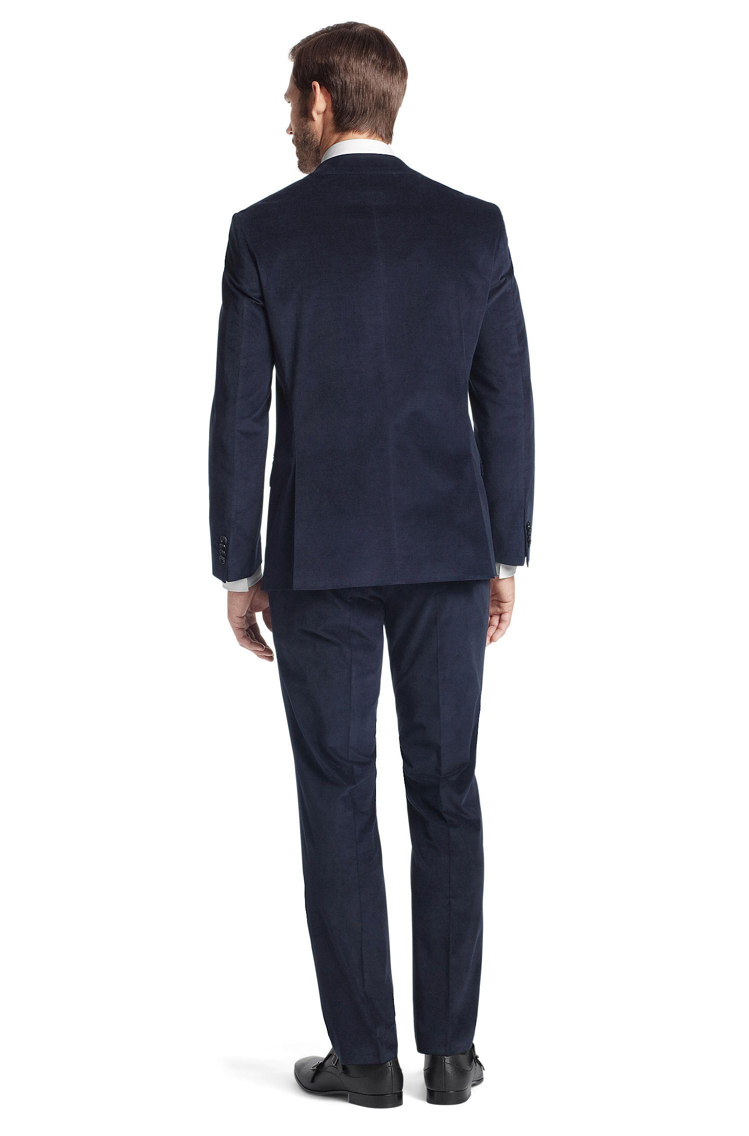 Anzug ´Hedge1/Gense1` aus Babykord
