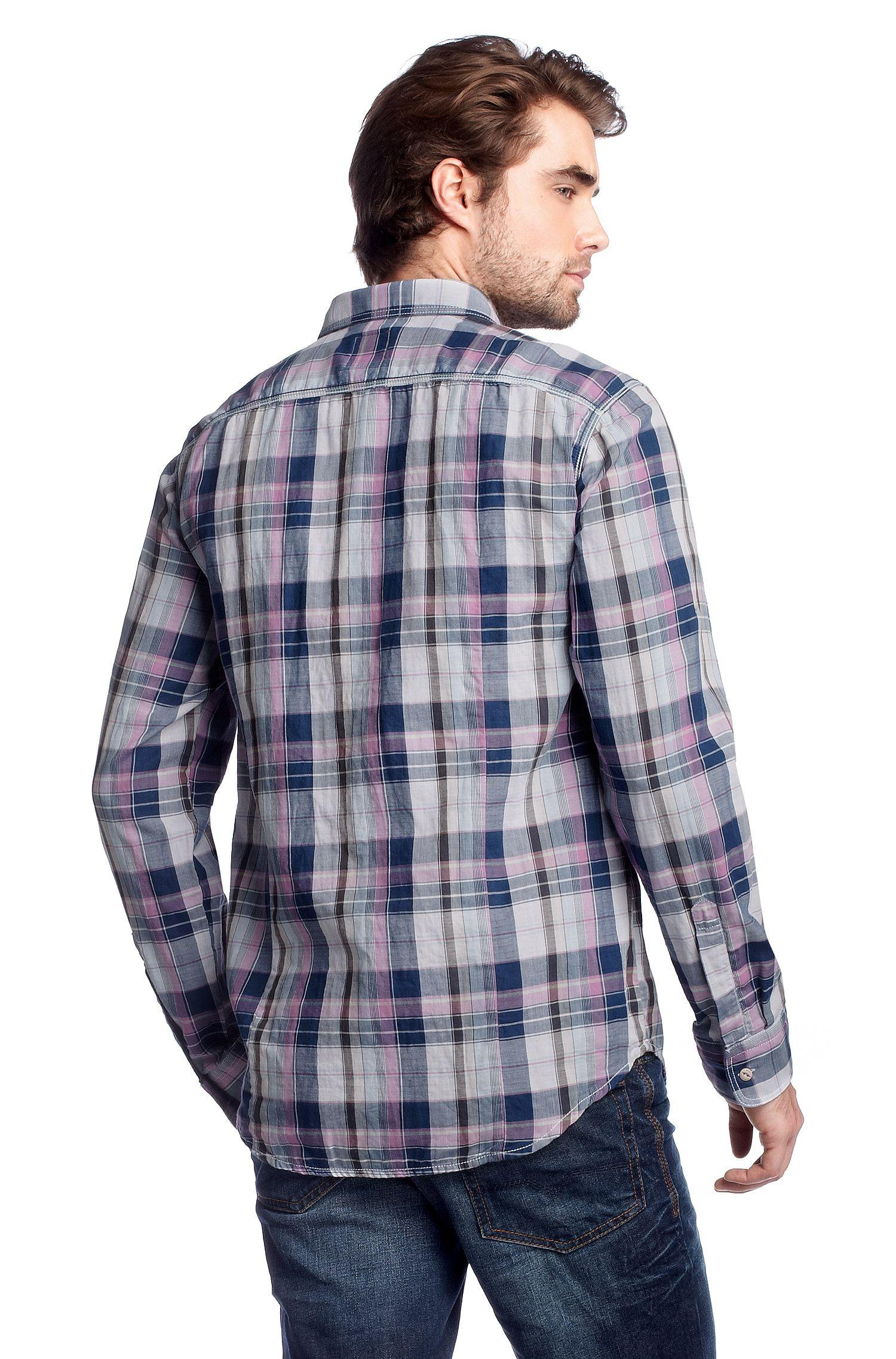 Freizeit-Hemd ´CalifoE` mit zwei Brusttaschen