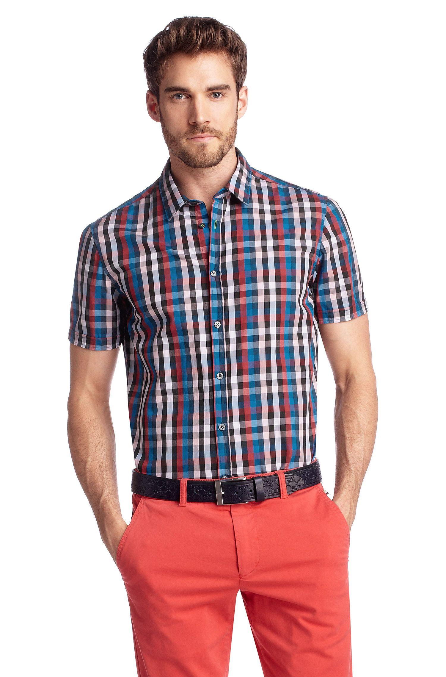 Freizeit-Hemd ´Bastiano` mit Kentkragen